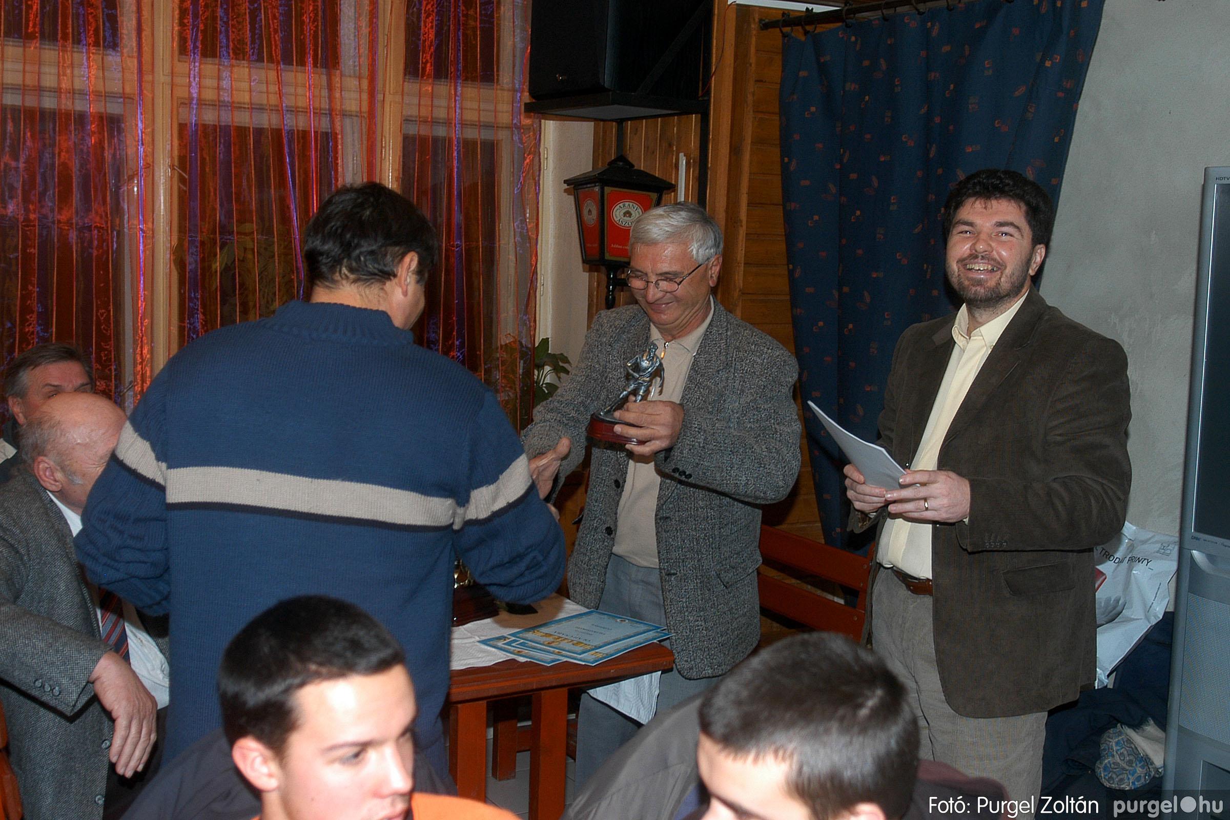 2007.02.02. 023 Foci falubajnokság eredményhirdetése - Fotó:PURGEL ZOLTÁN© DSC_0234q.jpg