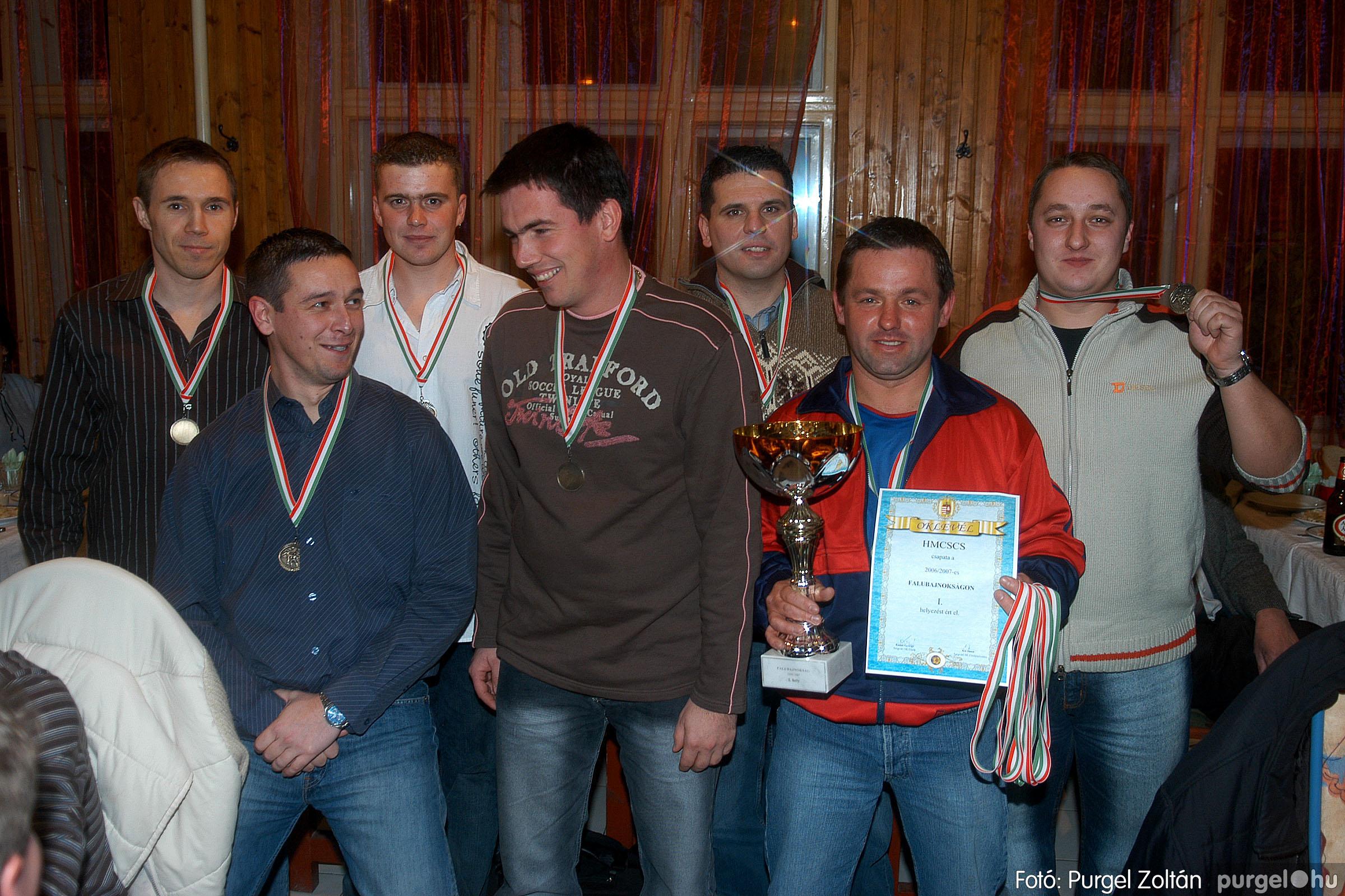 2007.02.02. 022 Foci falubajnokság eredményhirdetése - Fotó:PURGEL ZOLTÁN© DSC_0233q.jpg