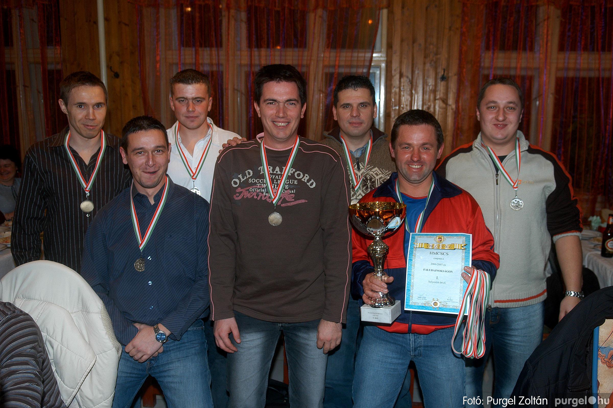 2007.02.02. 021 Foci falubajnokság eredményhirdetése - Fotó:PURGEL ZOLTÁN© DSC_0231q.jpg