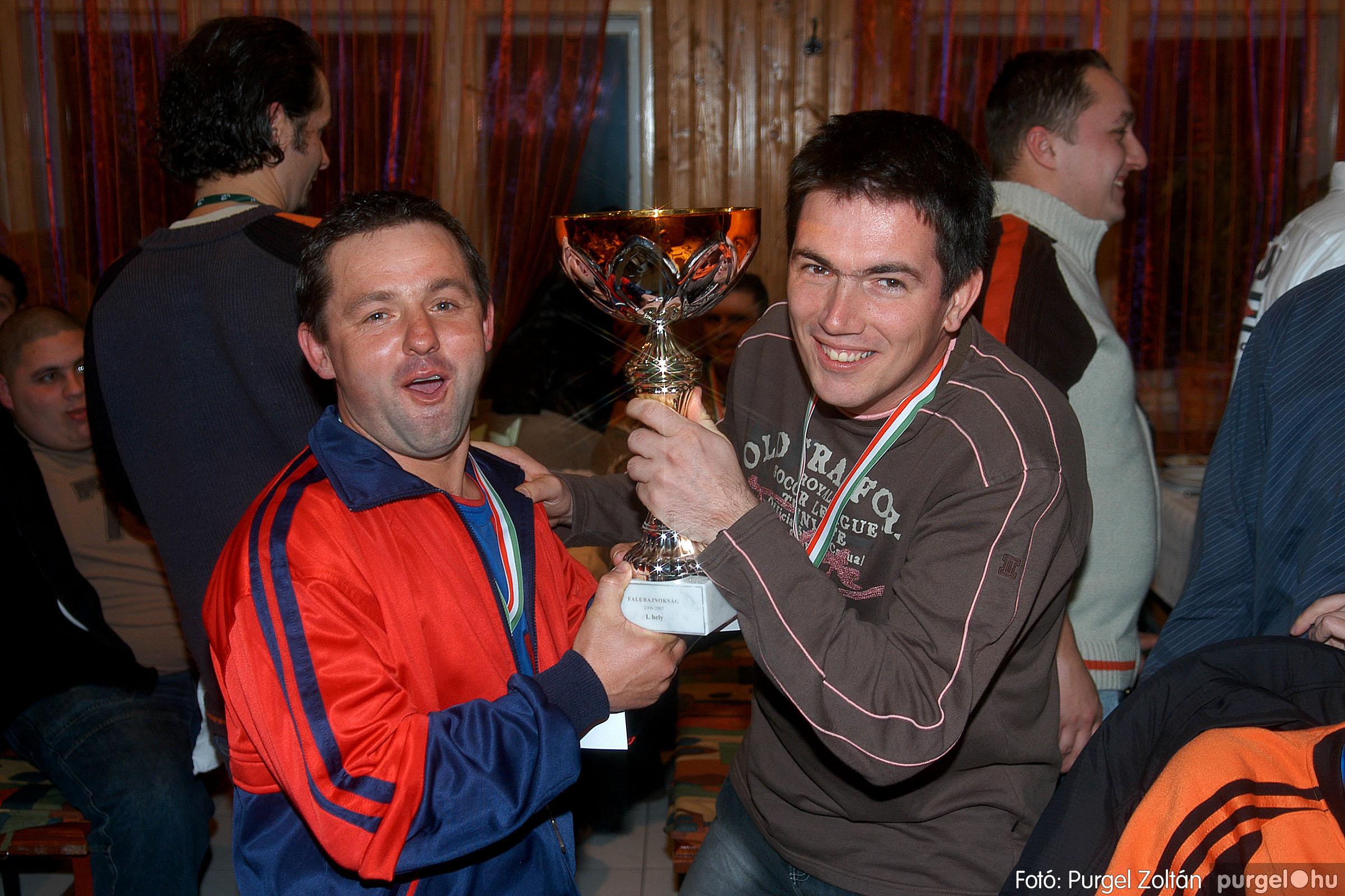 2007.02.02. 019 Foci falubajnokság eredményhirdetése - Fotó:PURGEL ZOLTÁN© DSC_0228q.jpg