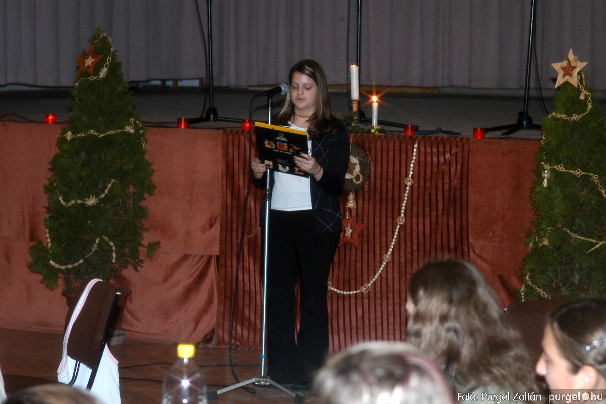 2006.12.12. 005 Klubkarácsony a Művelődési Házban - Fotó:PURGEL ZOLTÁN© DSC_0167q.jpg