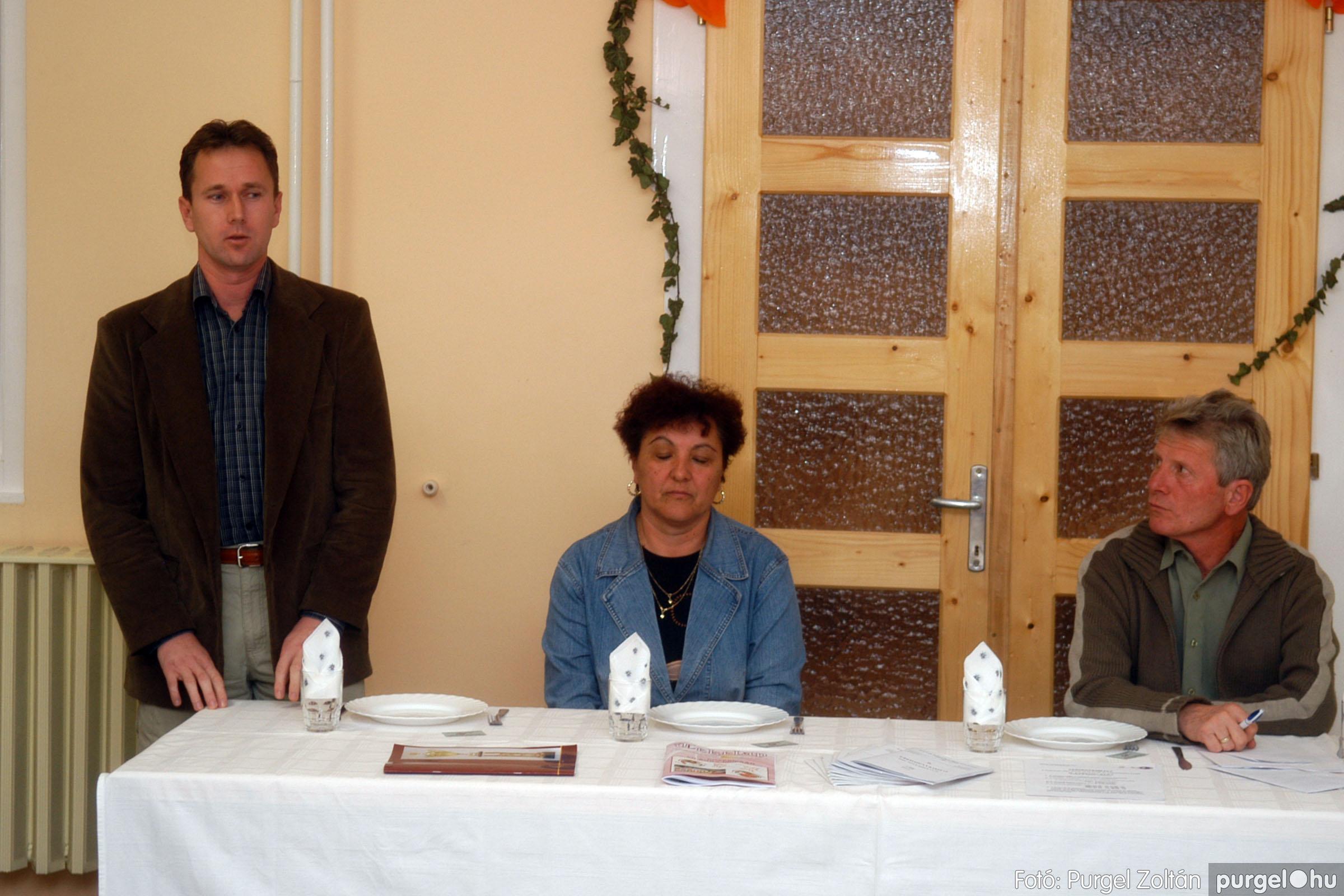 2006.12.16. 007 Évzáró a Szegvári Tekézők Sportegyesületnél - Fotó:PURGEL ZOLTÁN© DSC_0181q.jpg