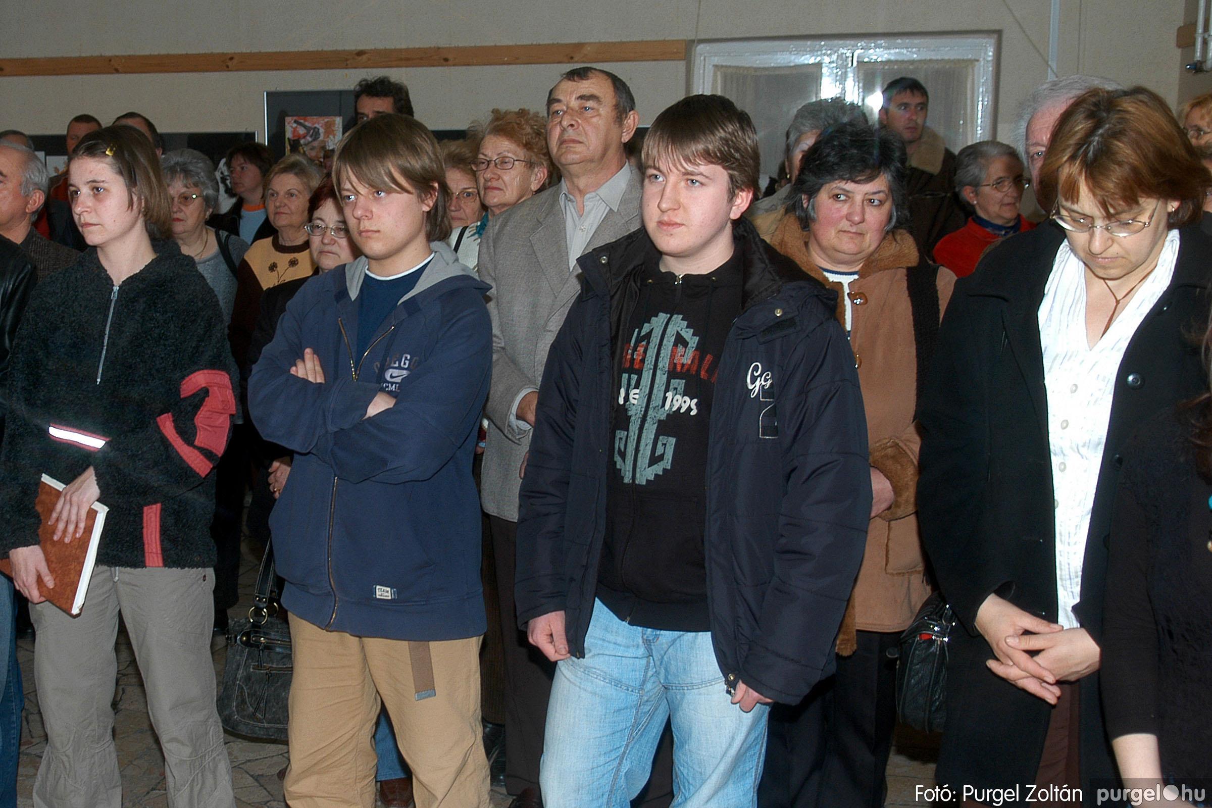 2007.02.06. 007 Én ezt tudom! grafikától a szobrokig című kiállítás - Fotó:PURGEL ZOLTÁN© DSC_0325q.jpg