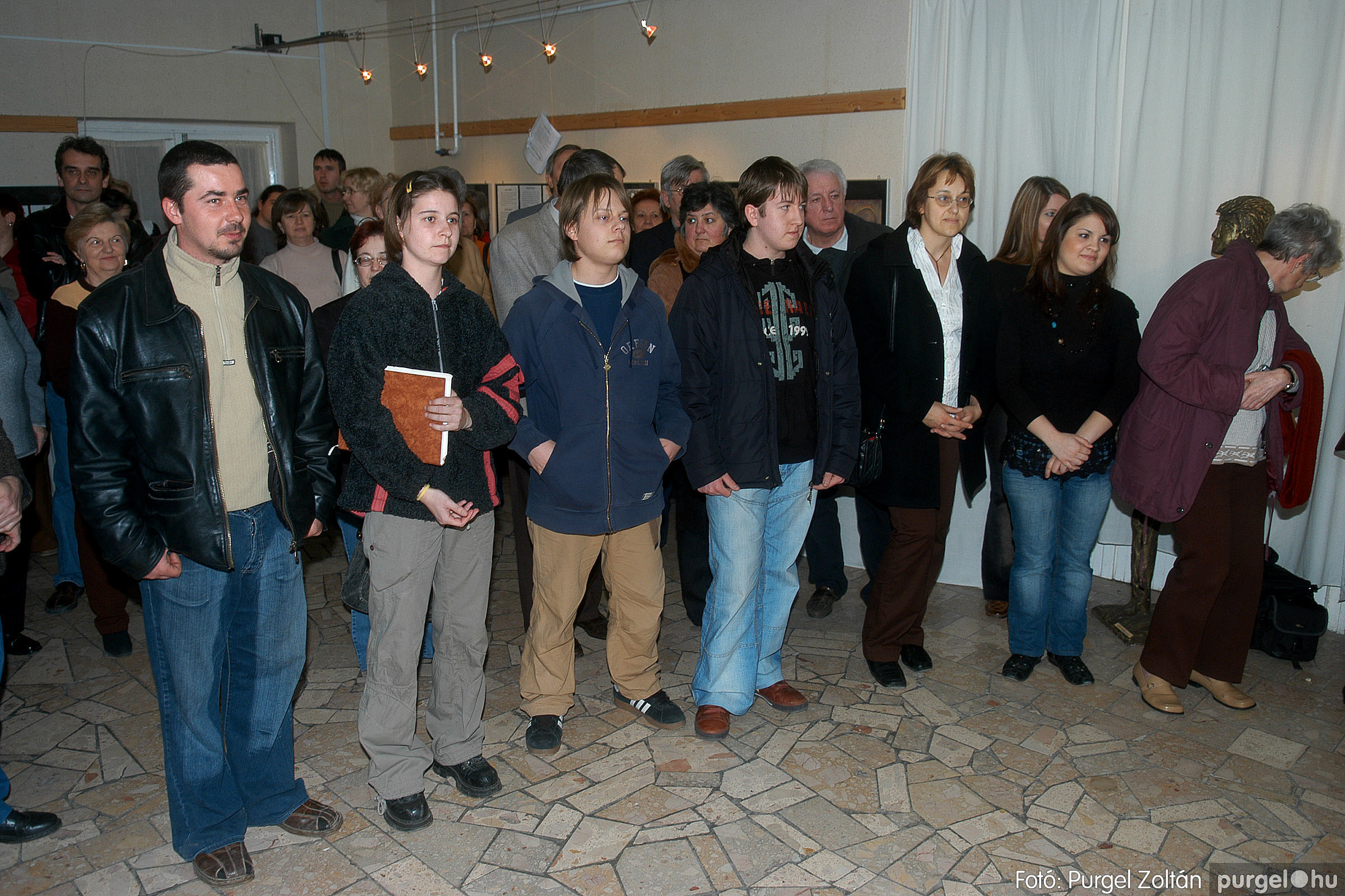 2007.02.06. 004 Én ezt tudom! grafikától a szobrokig című kiállítás - Fotó:PURGEL ZOLTÁN© DSC_0322q.jpg