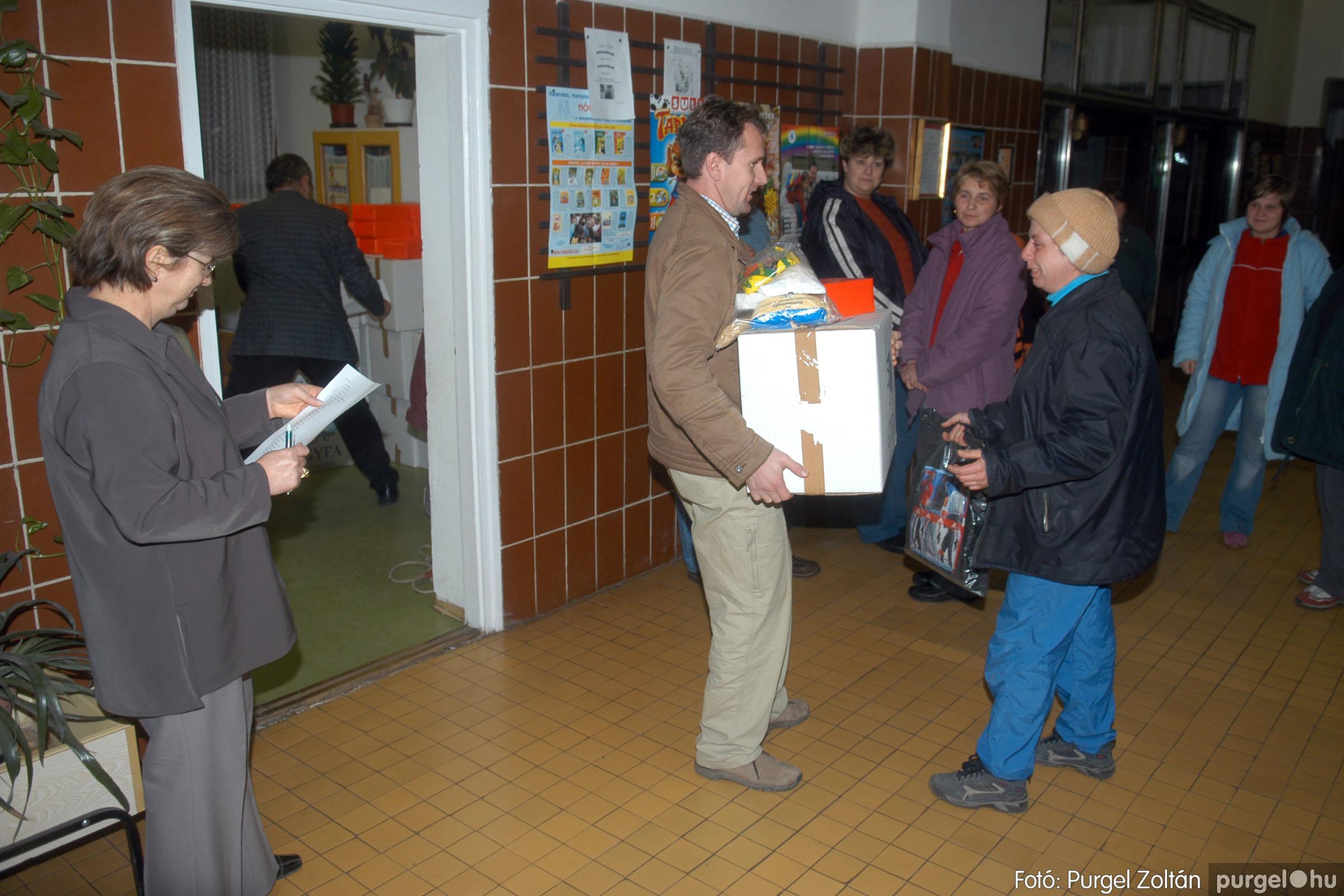 2006.12.21. 010 Gyermekélelmezési Alapítvány adományátadás - Fotó:PURGEL ZOLTÁN© DSC_0216q.jpg