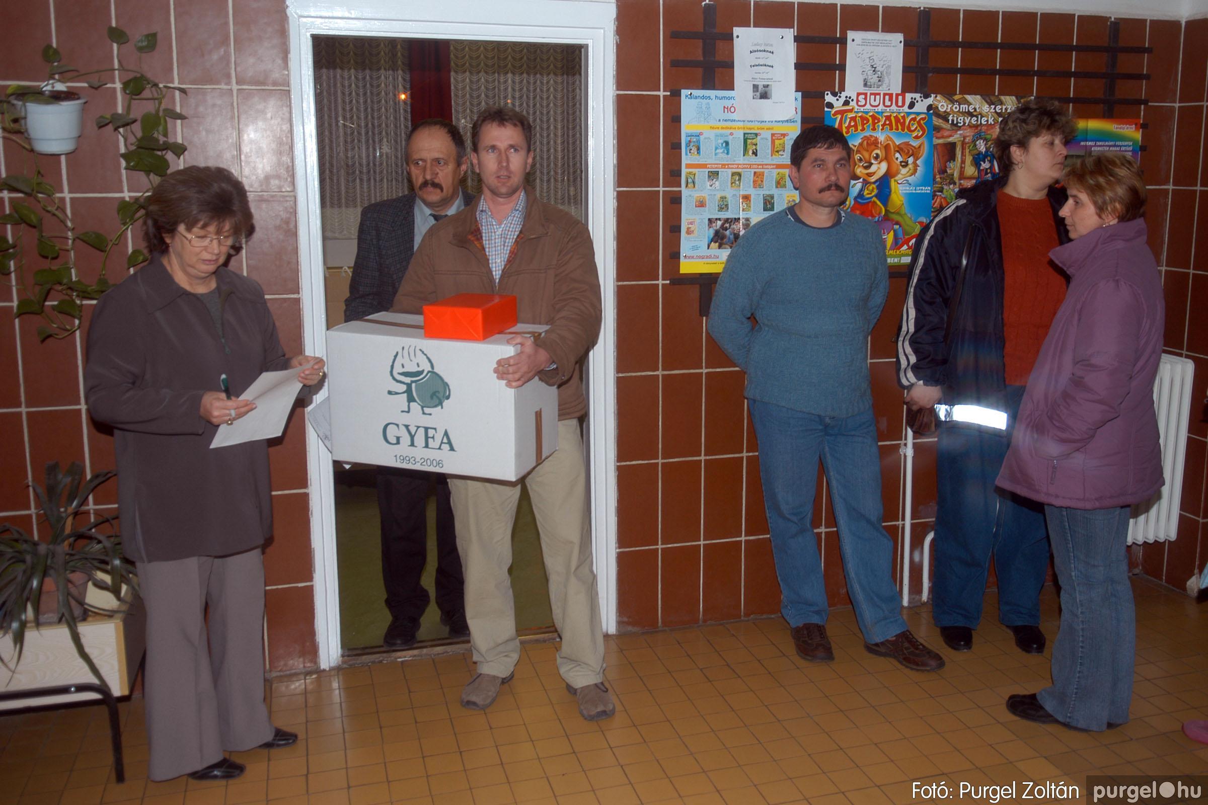2006.12.21. 005 Gyermekélelmezési Alapítvány adományátadás - Fotó:PURGEL ZOLTÁN© DSC_0211q.jpg