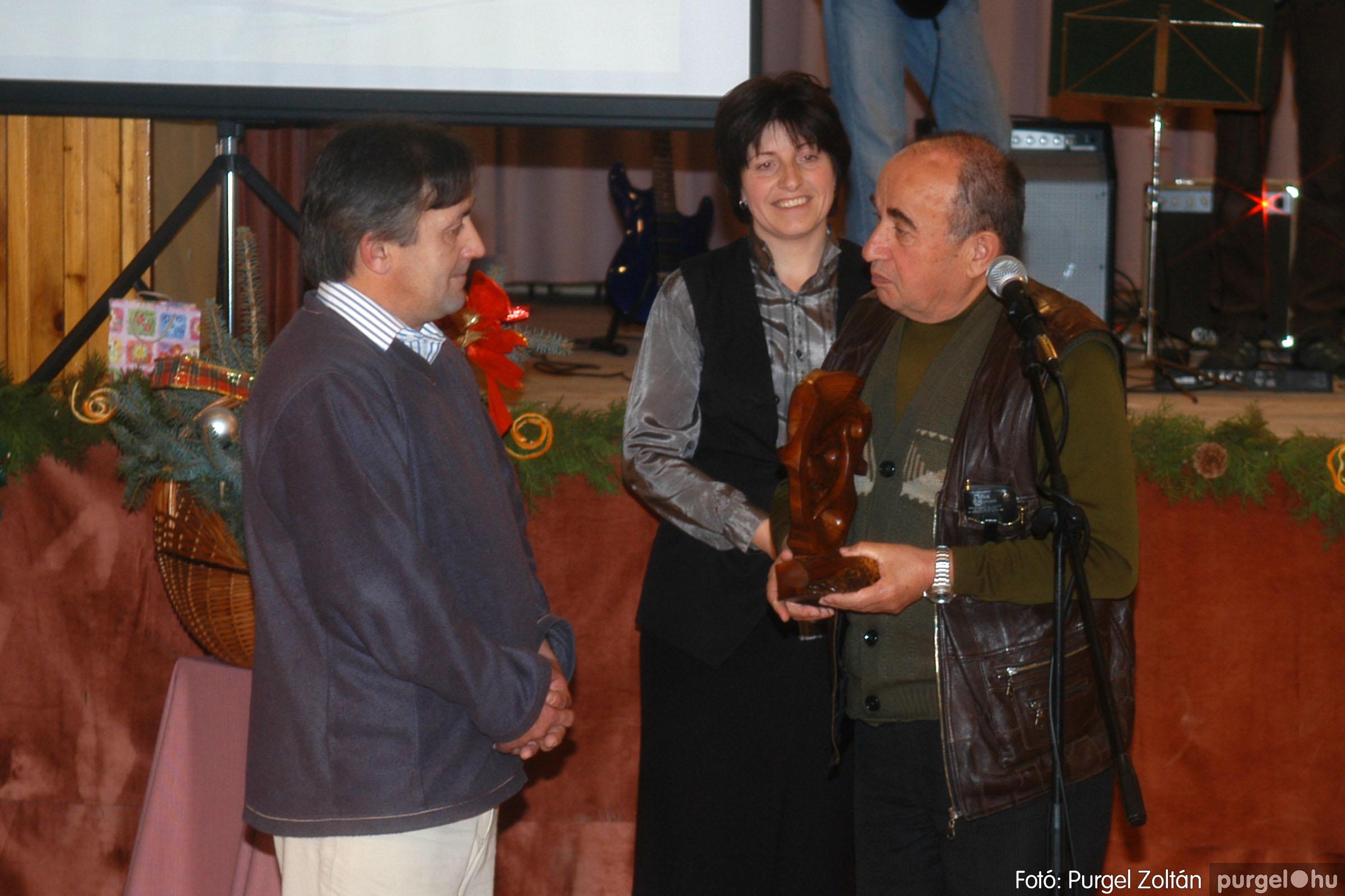 2006.12.22. 017 Kultúrapártolók karácsonya - Fotó:PURGEL ZOLTÁN© DSC_0234q.jpg