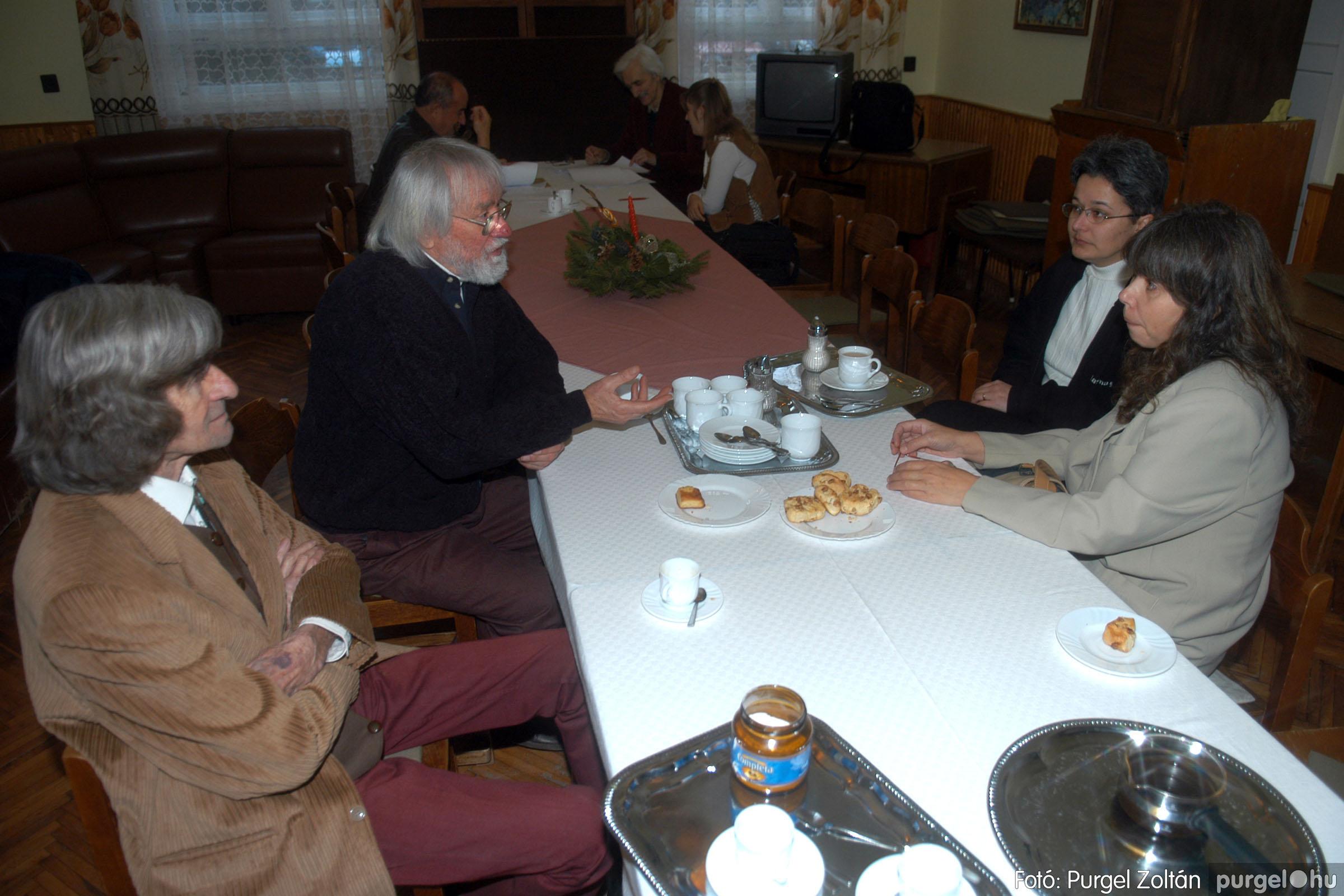 2006.12.22. 003 Kultúrapártolók karácsonya - Fotó:PURGEL ZOLTÁN© DSC_0220q.jpg