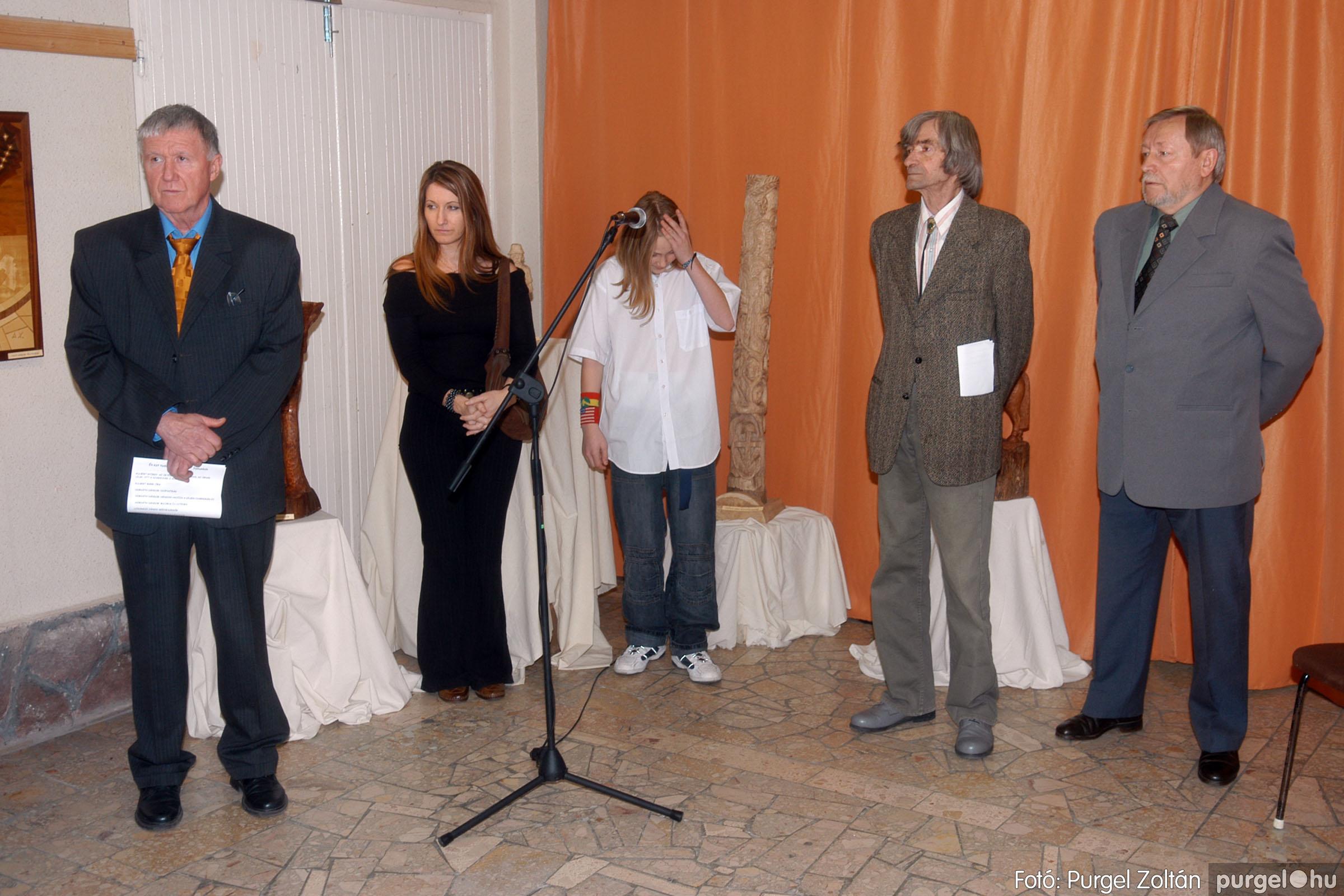 2007.01.16. 006 Én ezt tudom! fából készült alkotások kiállítása - Fotó:PURGEL ZOLTÁN© DSC_0025q.jpg