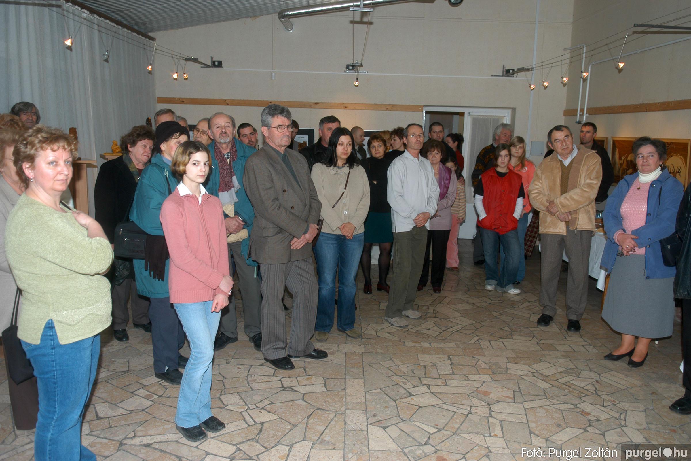2007.01.16. 004 Én ezt tudom! fából készült alkotások kiállítása - Fotó:PURGEL ZOLTÁN© DSC_0023q.jpg
