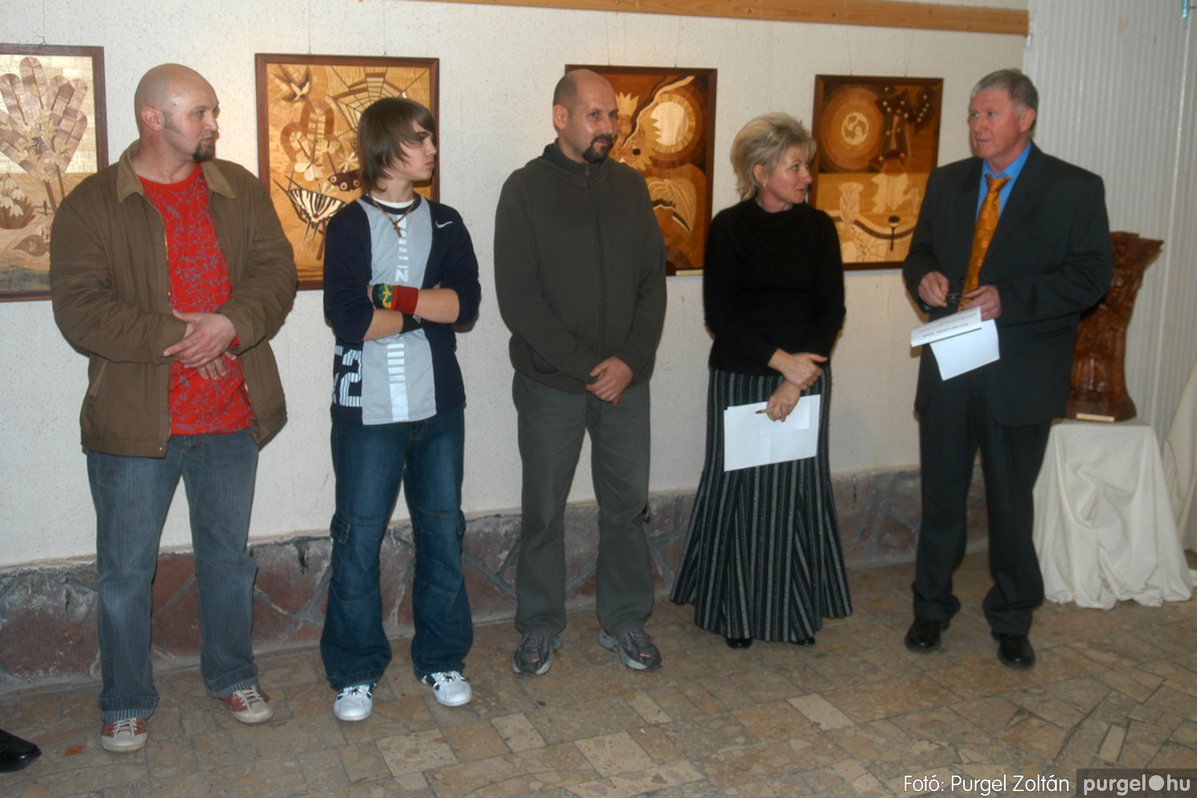 2007.01.16. 002 Én ezt tudom! fából készült alkotások kiállítása - Fotó:PURGEL ZOLTÁN© DSC_0021q.jpg