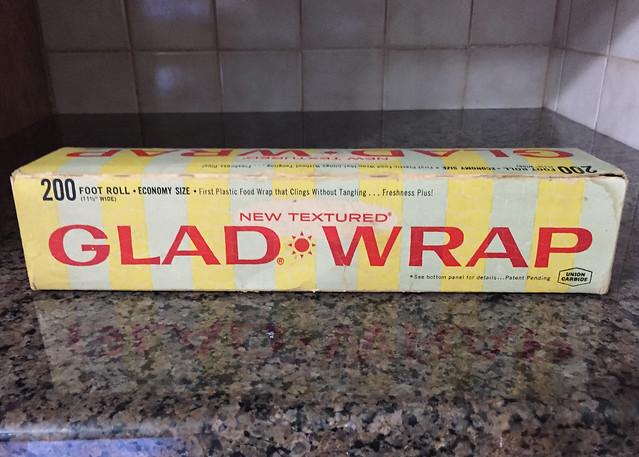 Vintage Glad Wrap