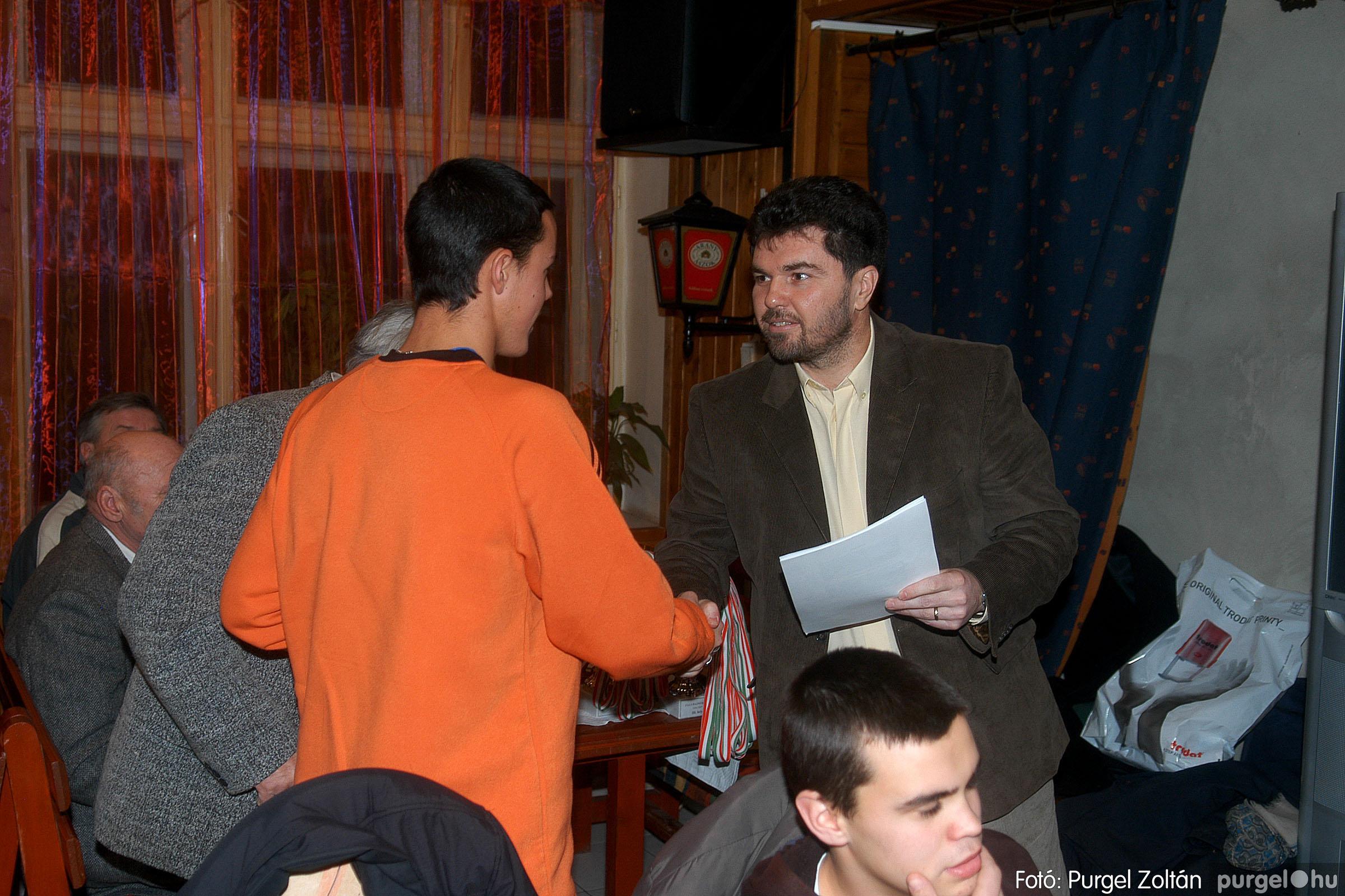 2007.02.02. 008 Foci falubajnokság eredményhirdetése - Fotó:PURGEL ZOLTÁN© DSC_0212q.jpg