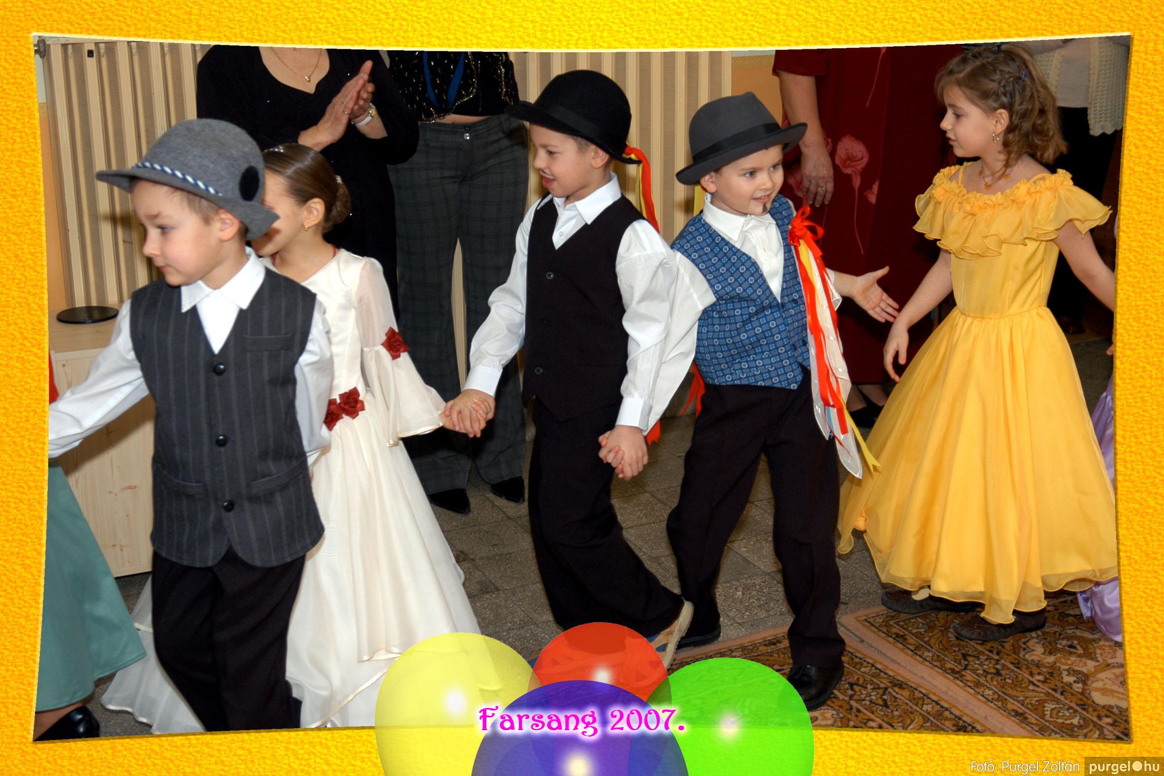 2007.02.25. 162 Kurca-parti Óvoda farsang 2007. - Nyitnikék csoport - Fotó:PURGEL ZOLTÁN© 524.jpg