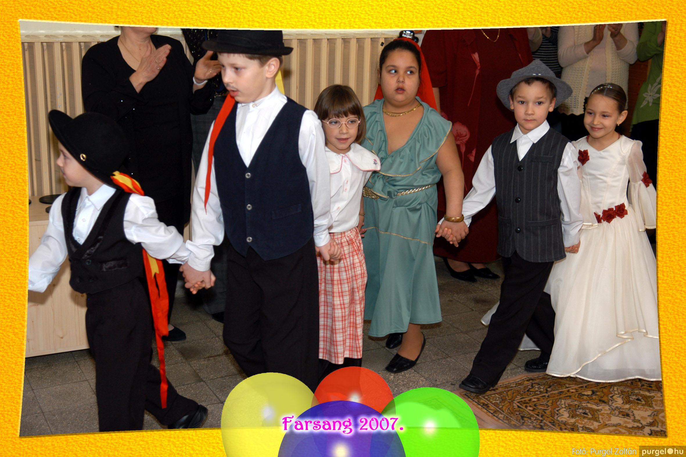 2007.02.25. 161 Kurca-parti Óvoda farsang 2007. - Nyitnikék csoport - Fotó:PURGEL ZOLTÁN© 523.jpg
