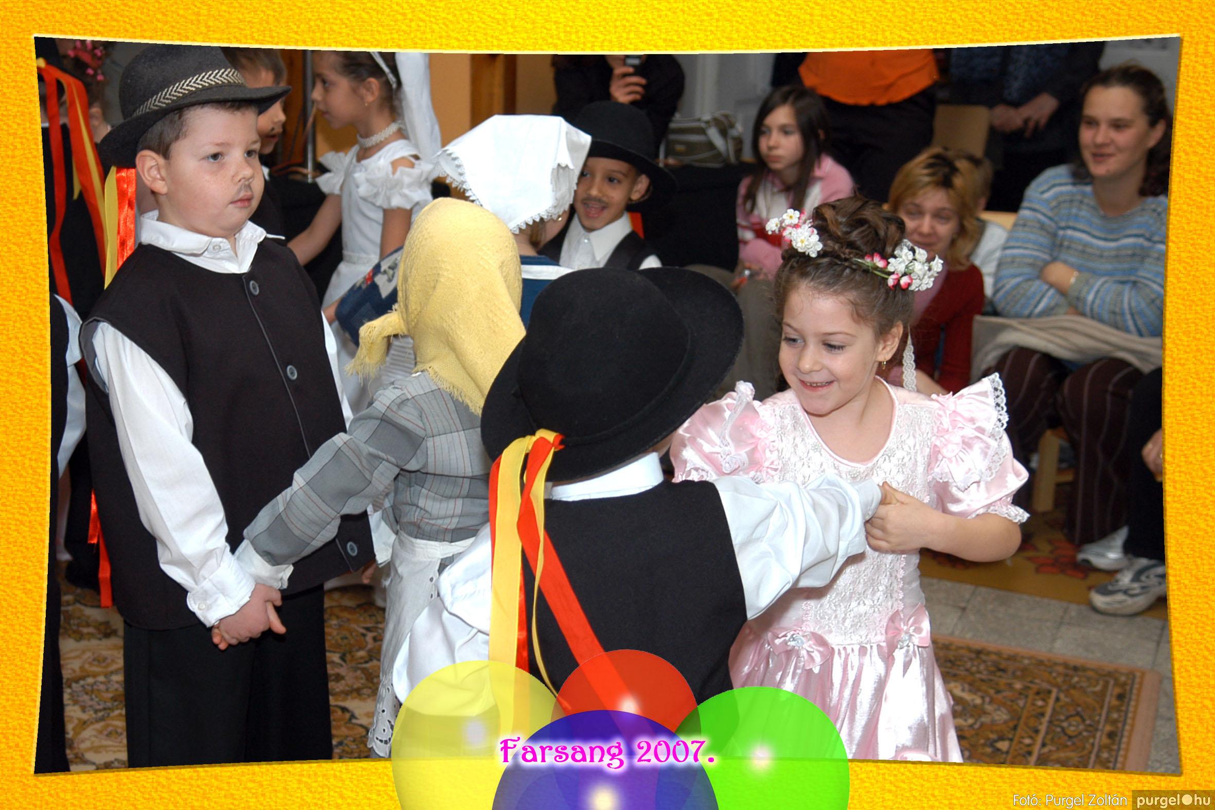 2007.02.25. 159 Kurca-parti Óvoda farsang 2007. - Nyitnikék csoport - Fotó:PURGEL ZOLTÁN© 521.jpg