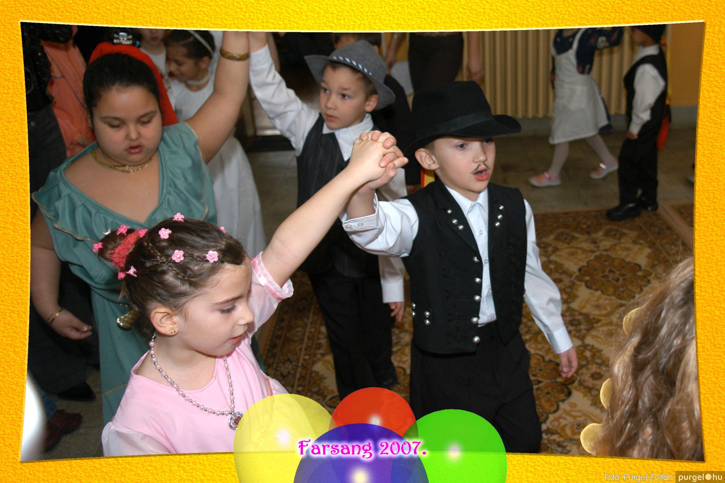 2007.02.25. 153 Kurca-parti Óvoda farsang 2007. - Nyitnikék csoport - Fotó:PURGEL ZOLTÁN© 515.jpg