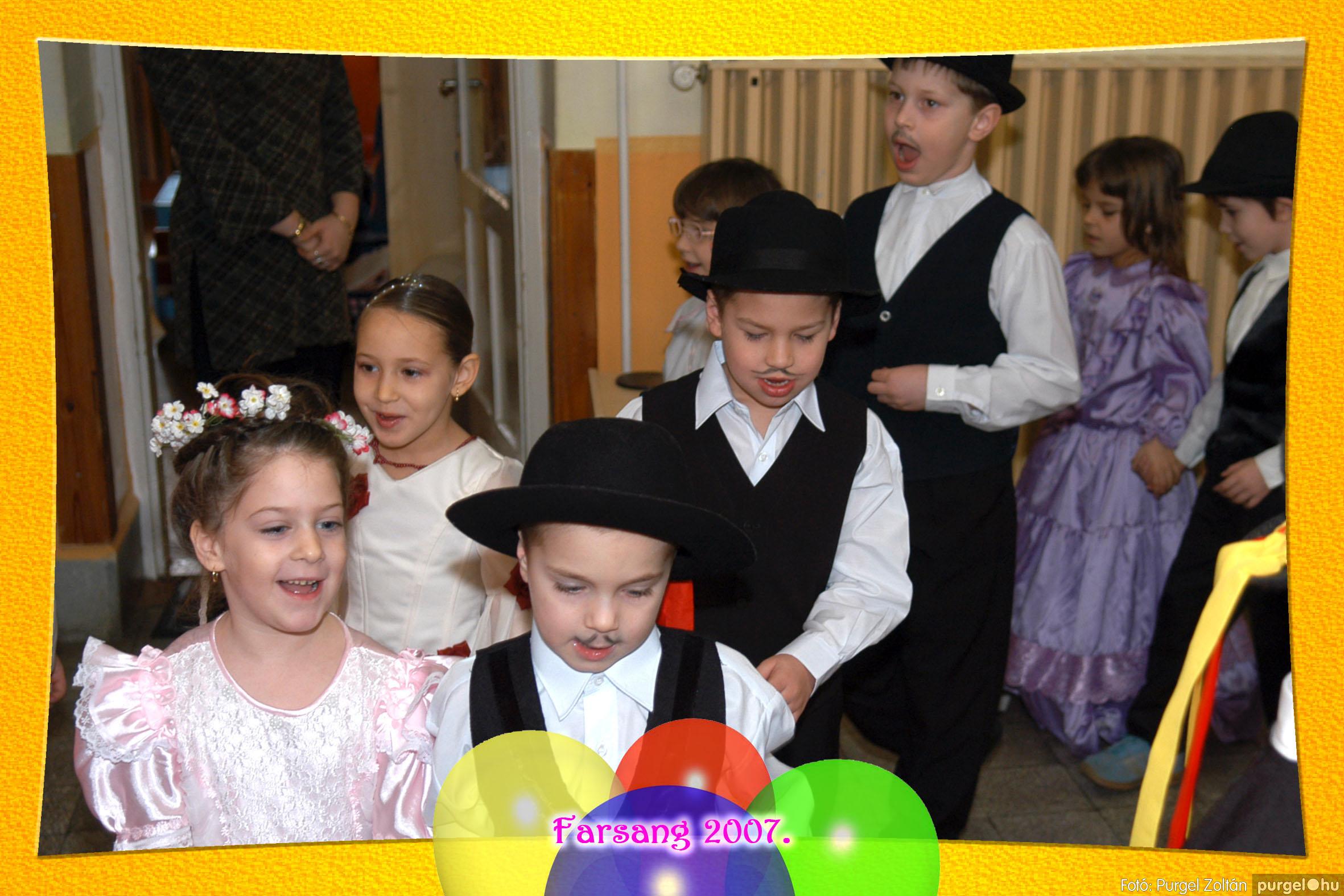2007.02.25. 147 Kurca-parti Óvoda farsang 2007. - Nyitnikék csoport - Fotó:PURGEL ZOLTÁN© 509.jpg