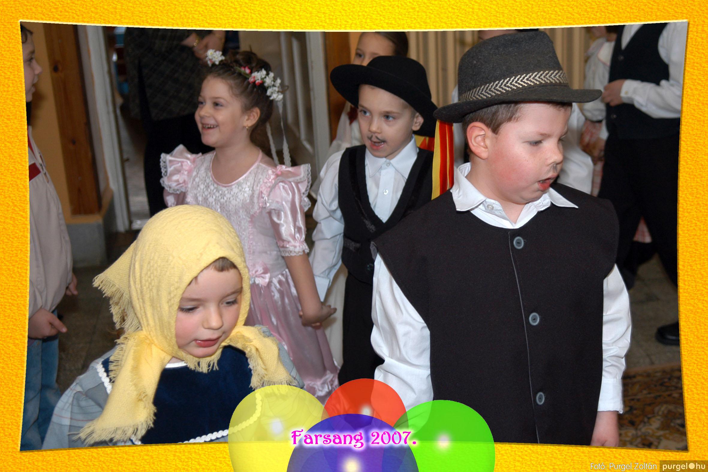2007.02.25. 146 Kurca-parti Óvoda farsang 2007. - Nyitnikék csoport - Fotó:PURGEL ZOLTÁN© 508.jpg