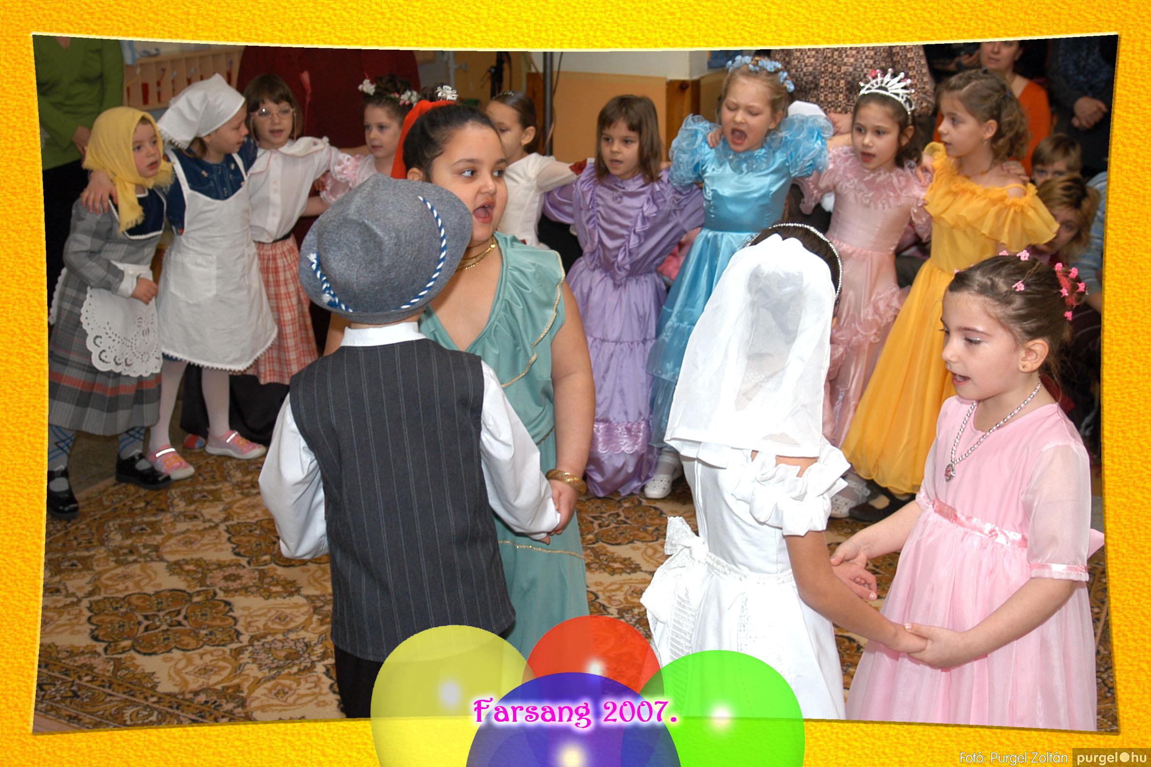 2007.02.25. 144 Kurca-parti Óvoda farsang 2007. - Nyitnikék csoport - Fotó:PURGEL ZOLTÁN© 506.jpg