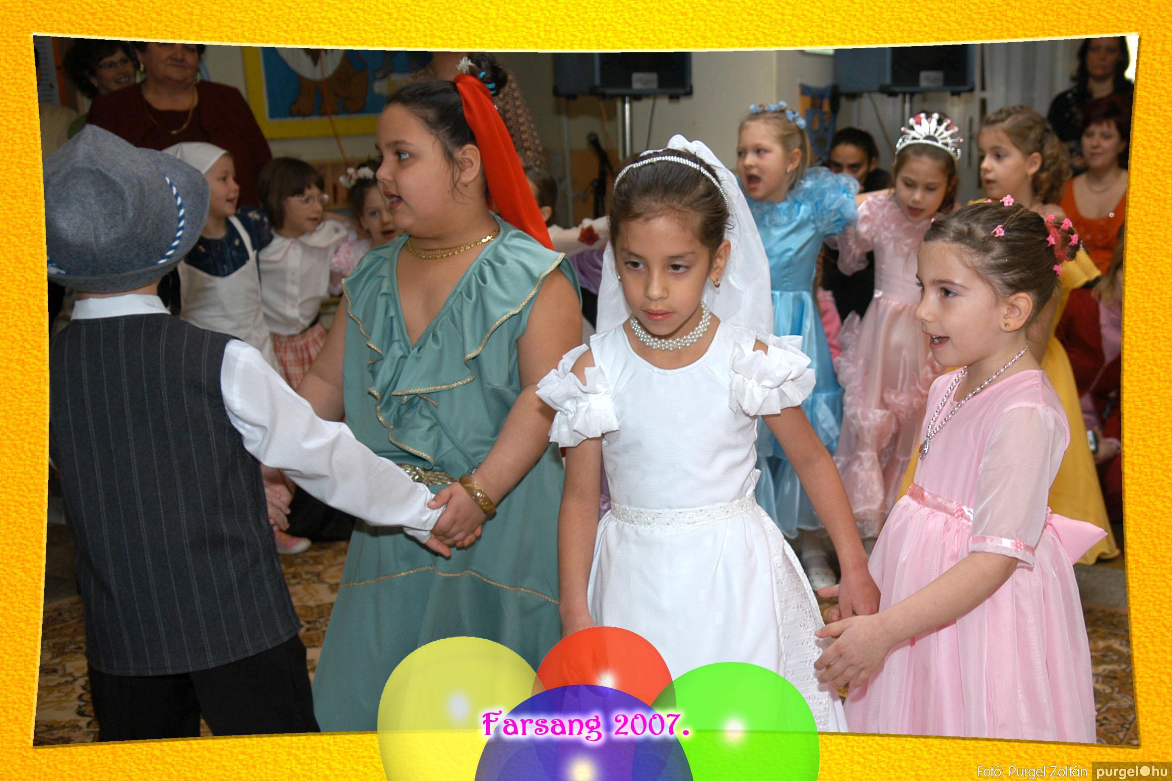 2007.02.25. 141 Kurca-parti Óvoda farsang 2007. - Nyitnikék csoport - Fotó:PURGEL ZOLTÁN© 503.jpg