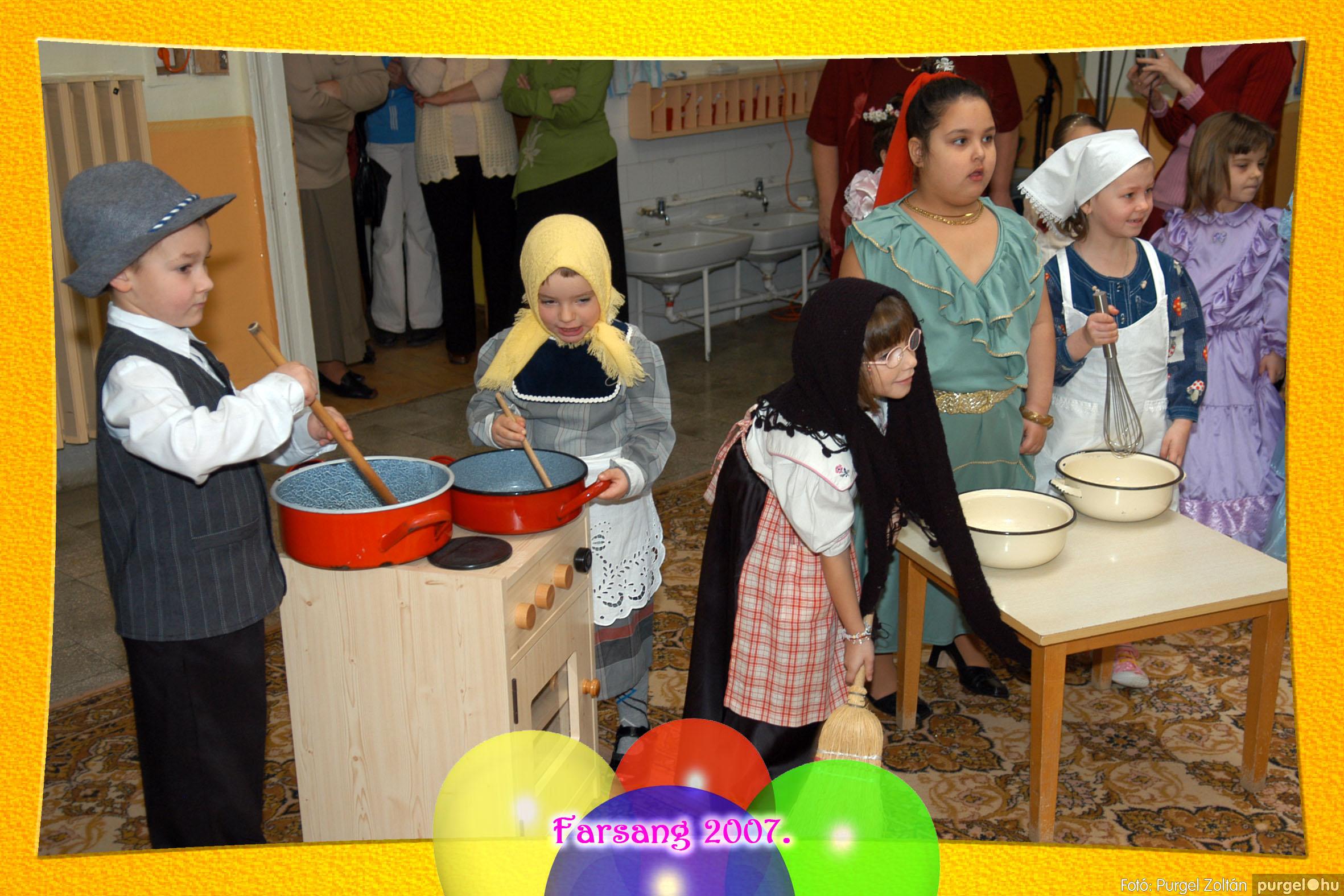 2007.02.25. 139 Kurca-parti Óvoda farsang 2007. - Nyitnikék csoport - Fotó:PURGEL ZOLTÁN© 501.jpg