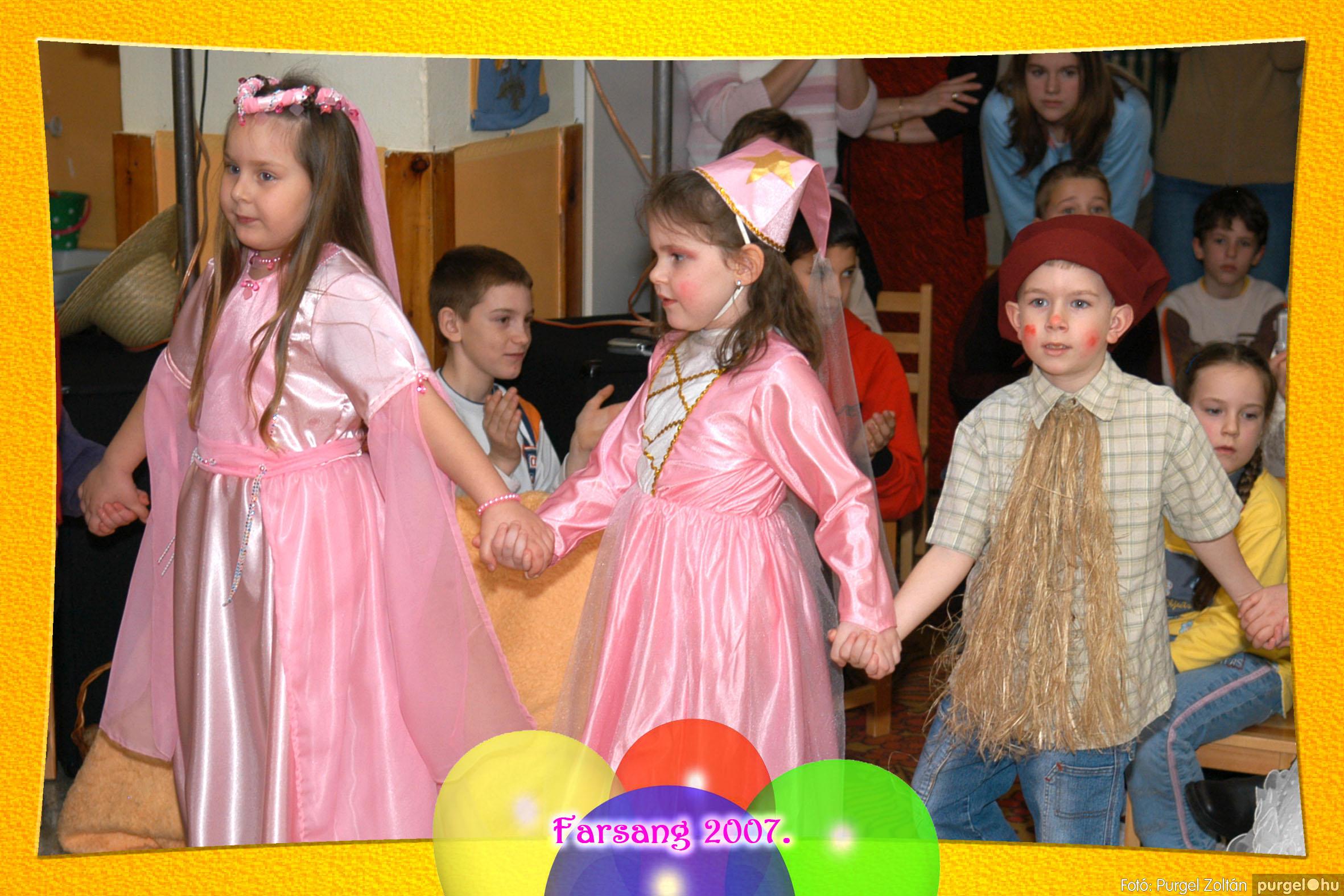 2007.02.25. 137 Kurca-parti Óvoda farsang 2007. - Napsugár csoport - Fotó:PURGEL ZOLTÁN© 430.jpg