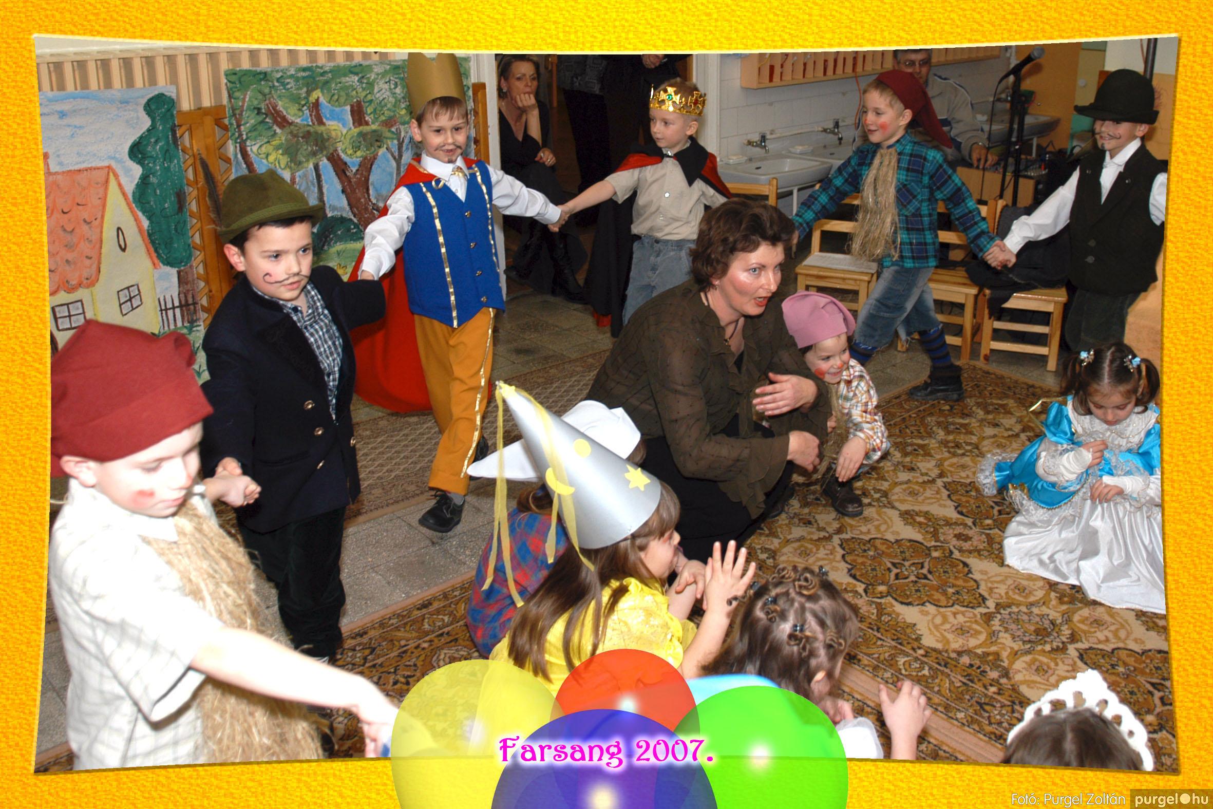 2007.02.25. 132 Kurca-parti Óvoda farsang 2007. - Napsugár csoport - Fotó:PURGEL ZOLTÁN© 425.jpg