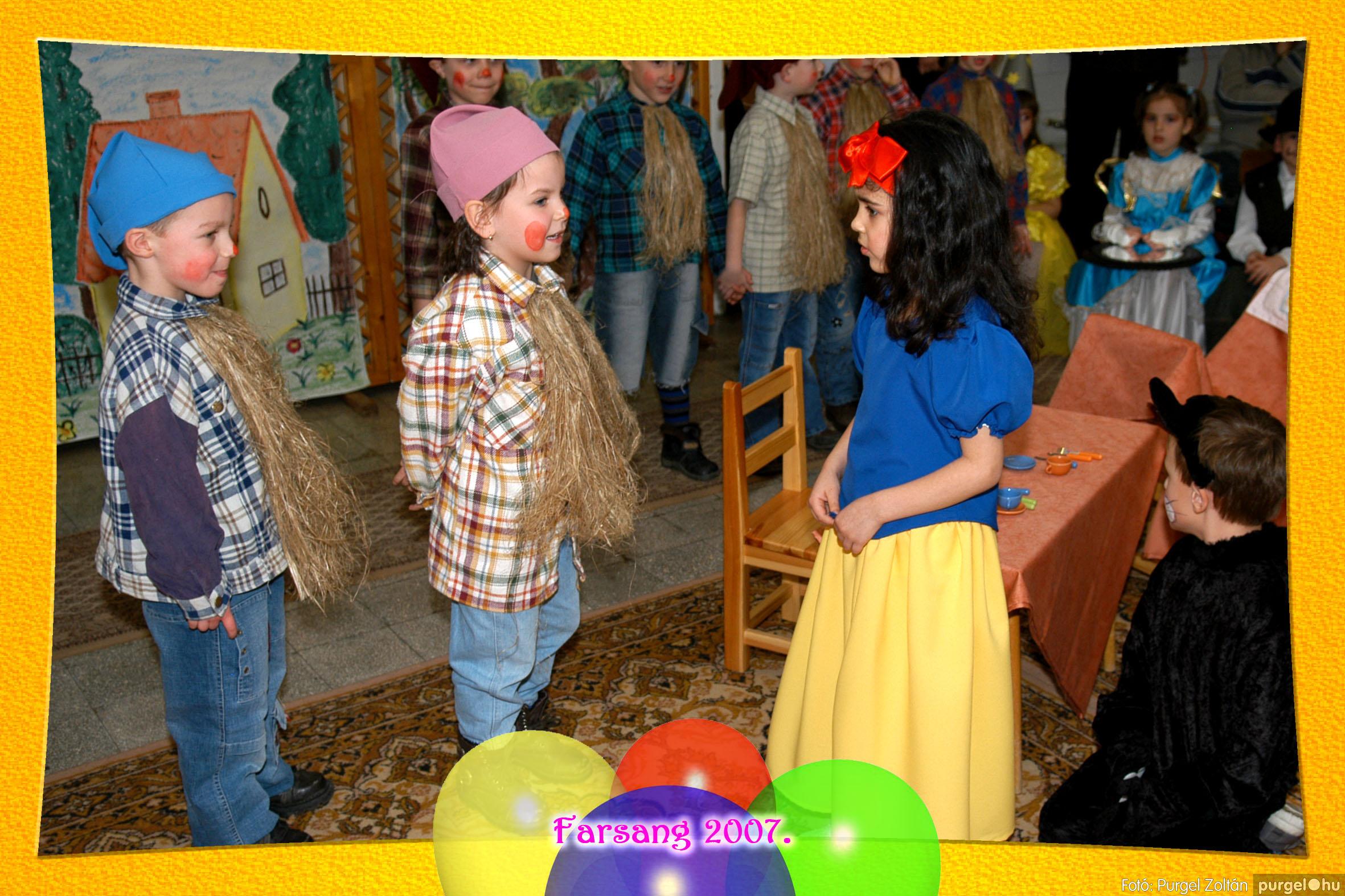 2007.02.25. 123 Kurca-parti Óvoda farsang 2007. - Napsugár csoport - Fotó:PURGEL ZOLTÁN© 416.jpg