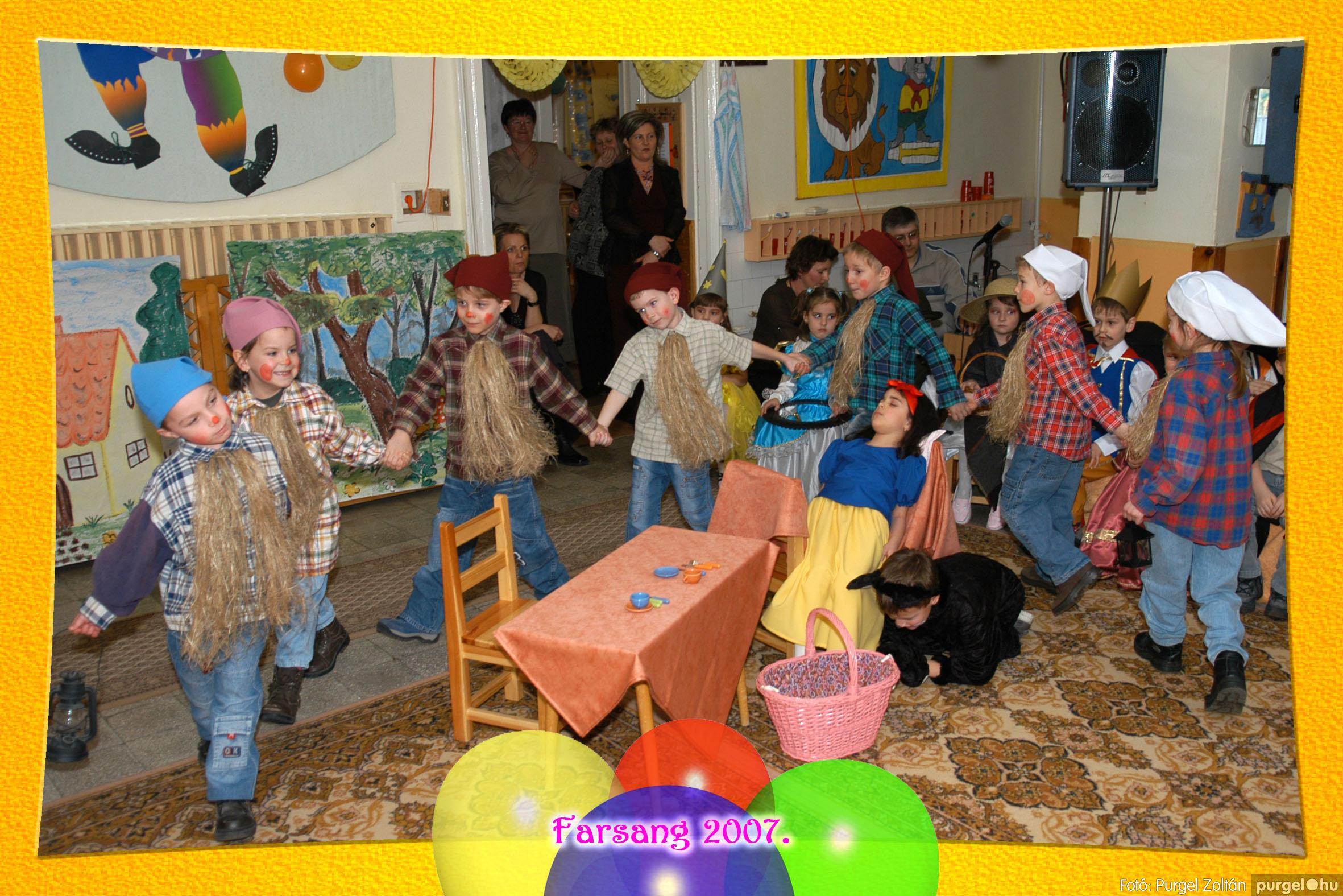 2007.02.25. 117 Kurca-parti Óvoda farsang 2007. - Napsugár csoport - Fotó:PURGEL ZOLTÁN© 410.jpg