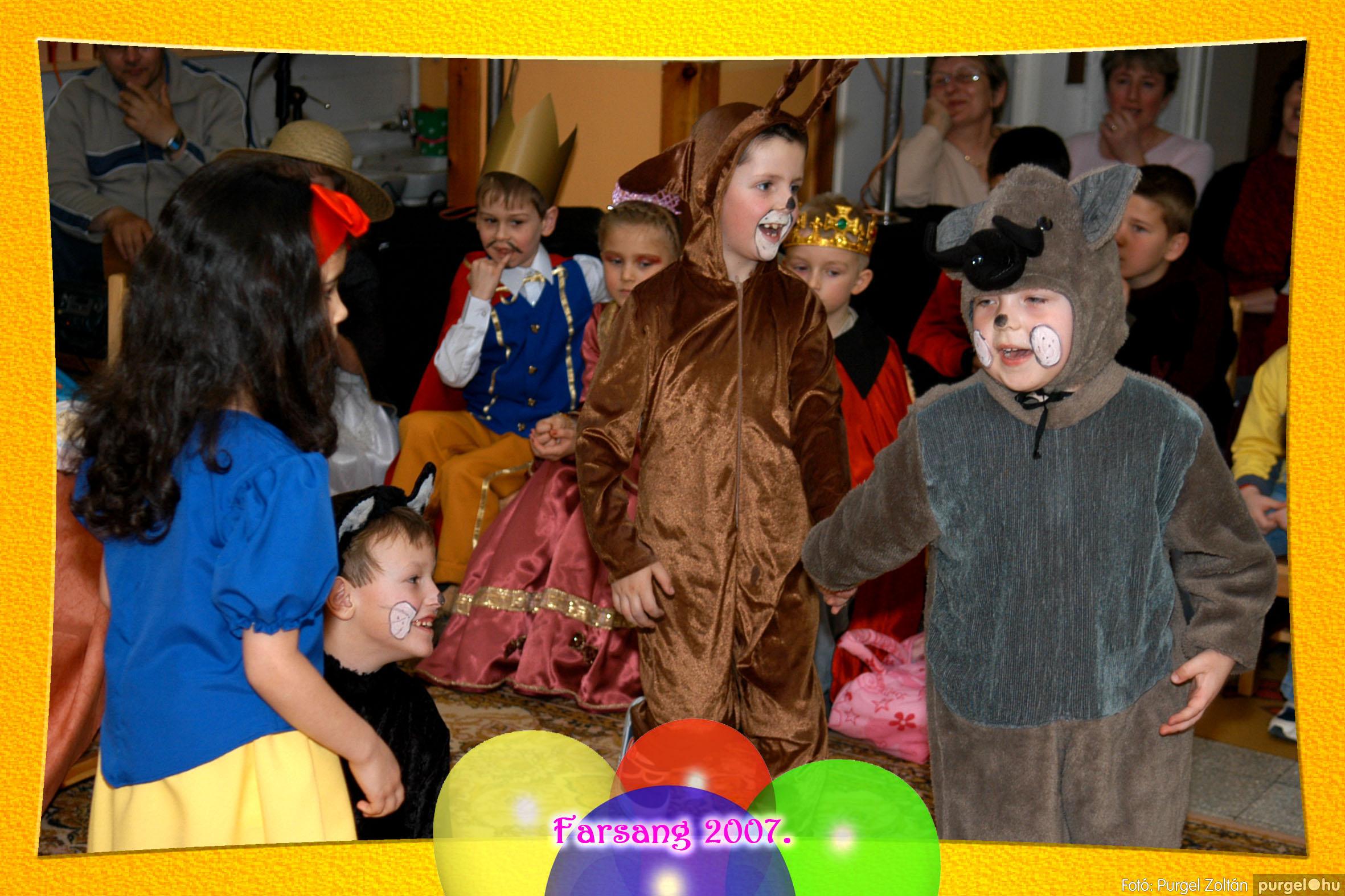 2007.02.25. 111 Kurca-parti Óvoda farsang 2007. - Napsugár csoport - Fotó:PURGEL ZOLTÁN© 404.jpg