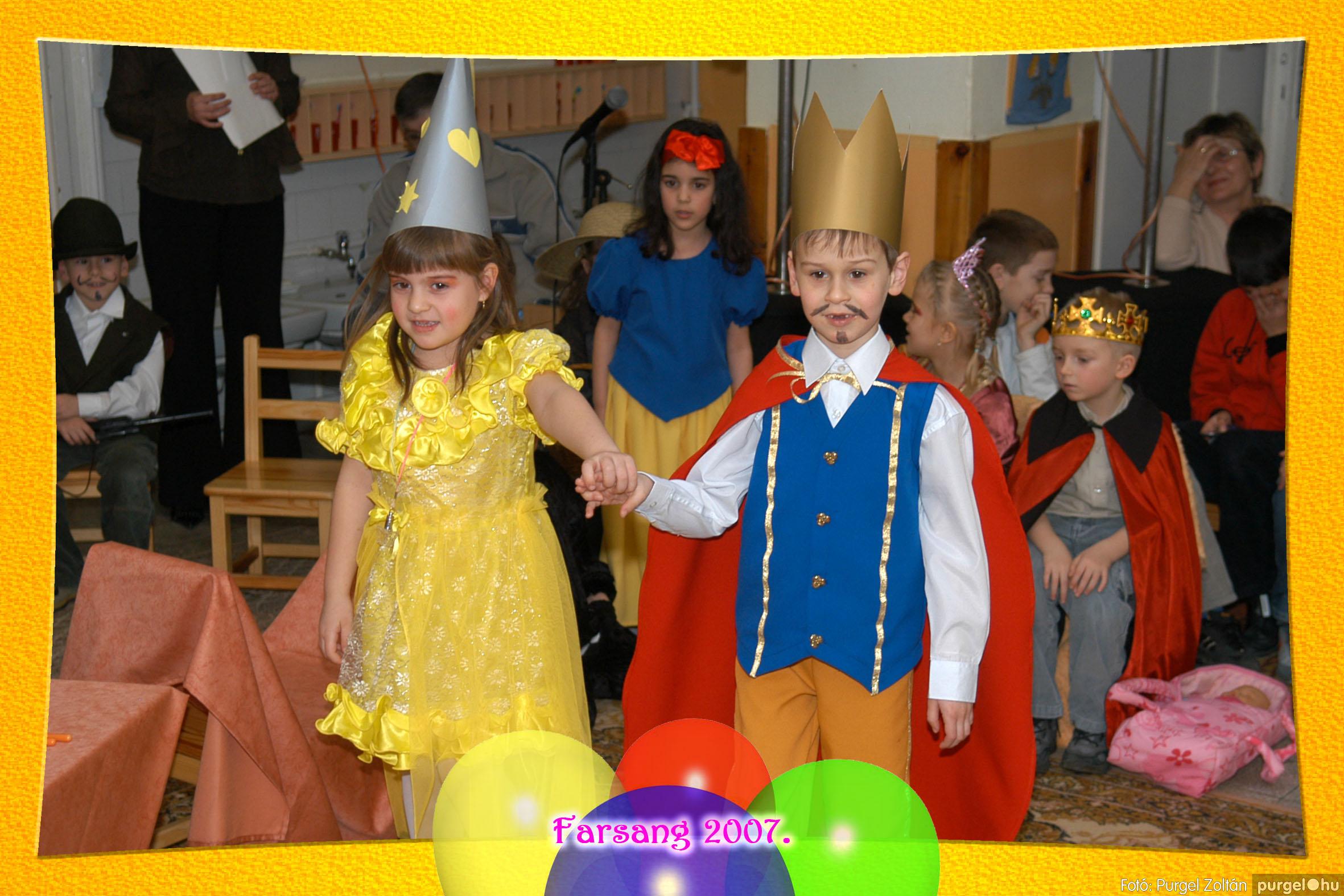 2007.02.25. 108 Kurca-parti Óvoda farsang 2007. - Napsugár csoport - Fotó:PURGEL ZOLTÁN© 401.jpg