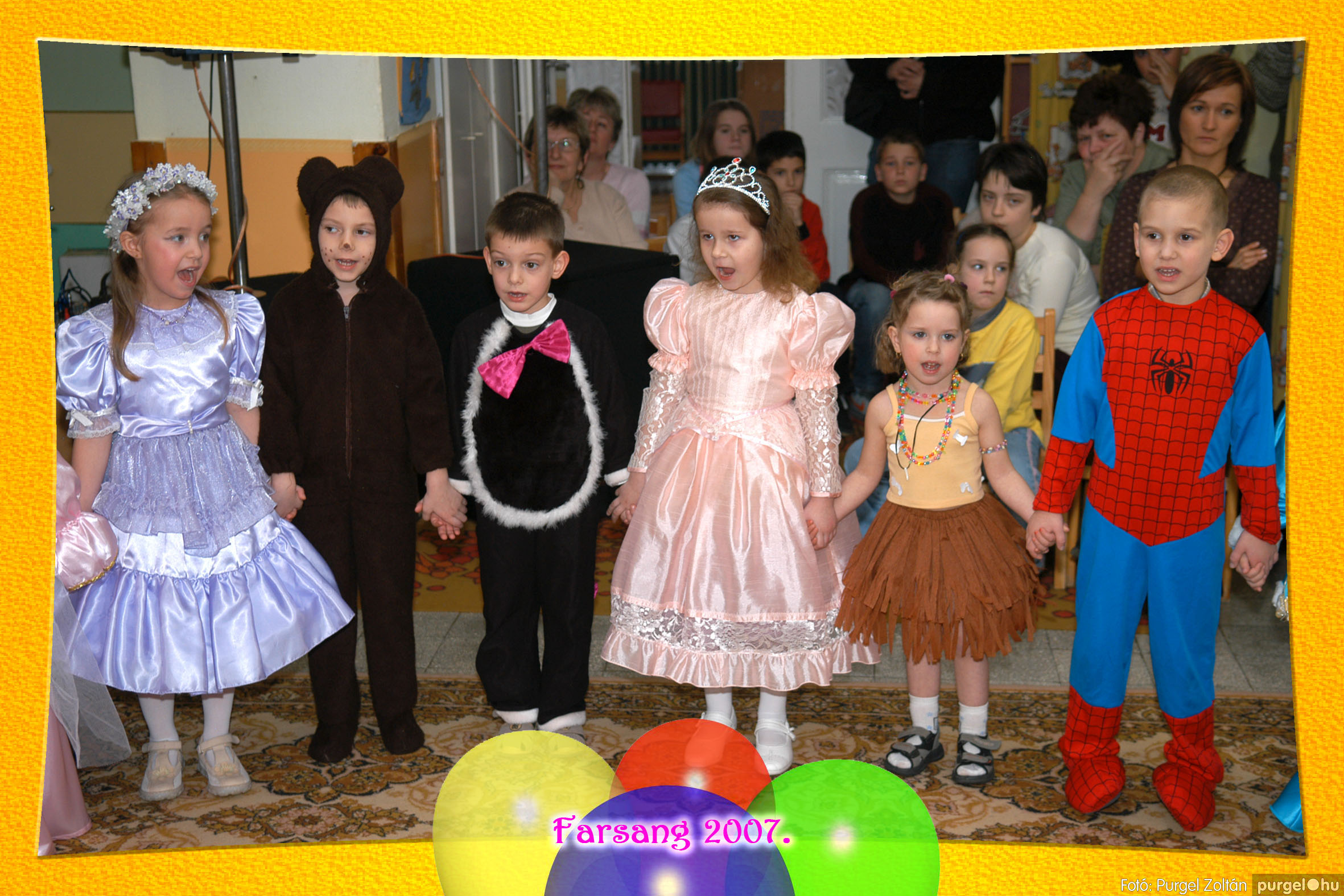 2007.02.25. 106 Kurca-parti Óvoda farsang 2007. - Menő-Manó csoport - Fotó:PURGEL ZOLTÁN© 324.jpg