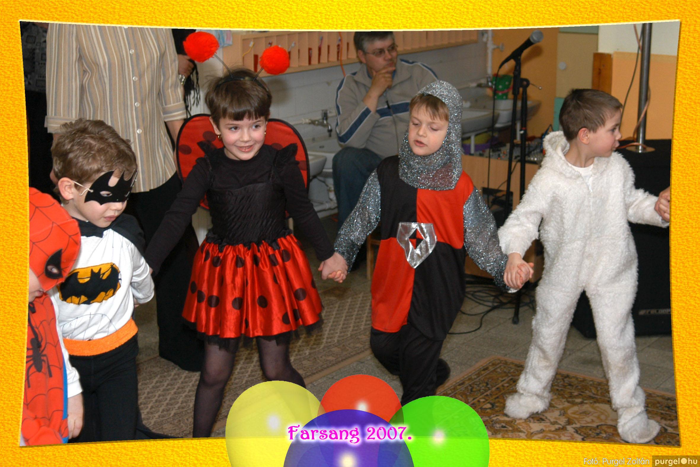2007.02.25. 101 Kurca-parti Óvoda farsang 2007. - Menő-Manó csoport - Fotó:PURGEL ZOLTÁN© 319.jpg