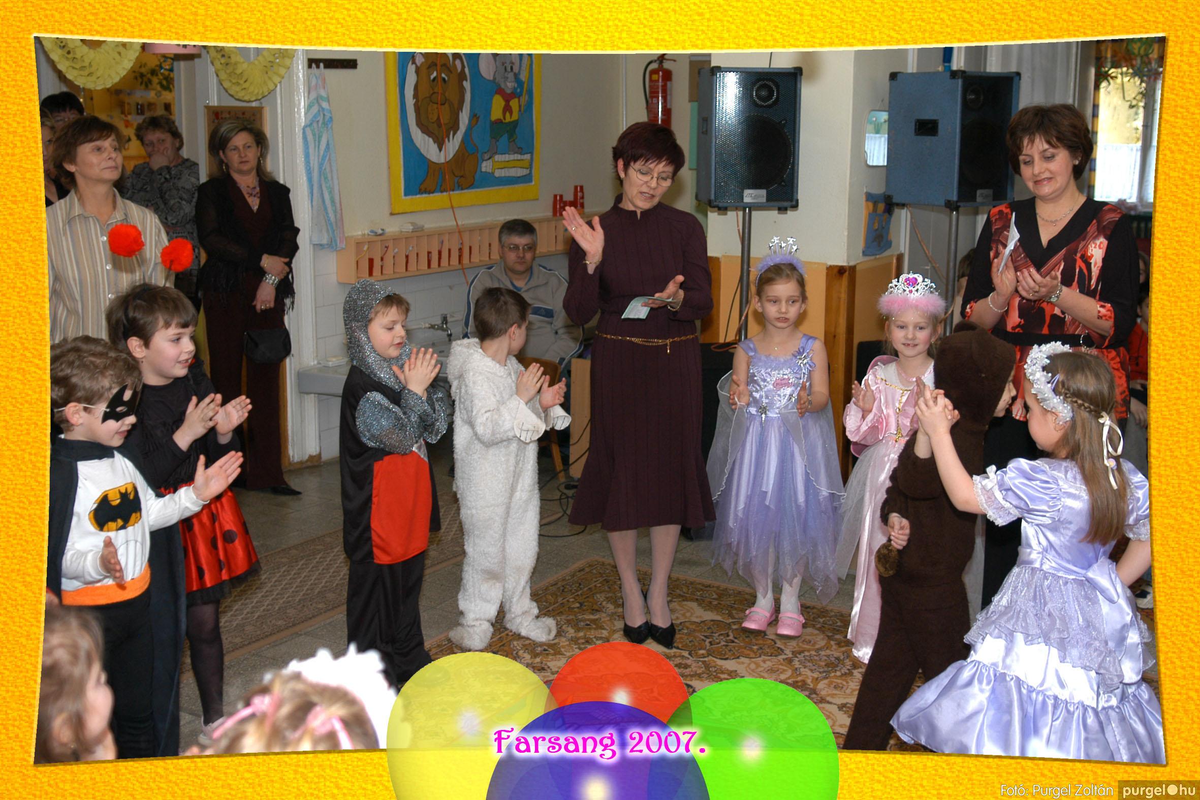 2007.02.25. 097 Kurca-parti Óvoda farsang 2007. - Menő-Manó csoport - Fotó:PURGEL ZOLTÁN© 315.jpg