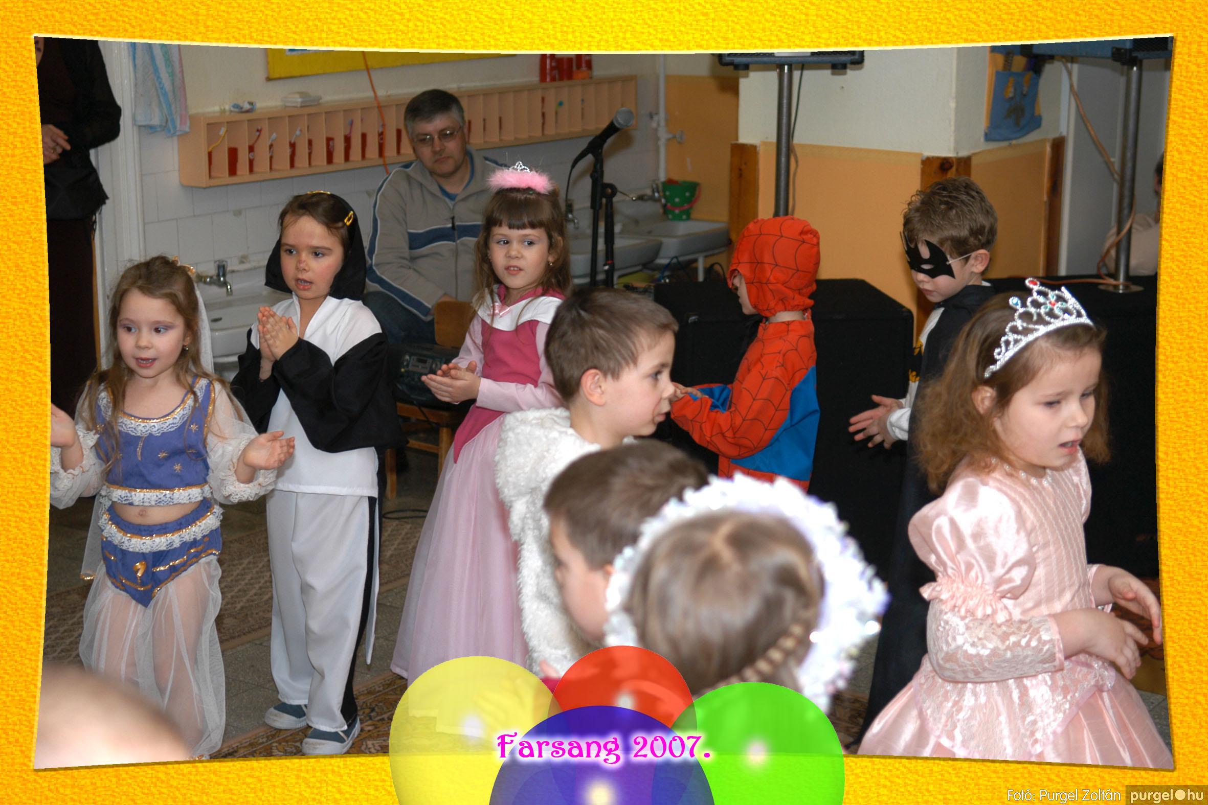 2007.02.25. 084 Kurca-parti Óvoda farsang 2007. - Menő-Manó csoport - Fotó:PURGEL ZOLTÁN© 302.jpg