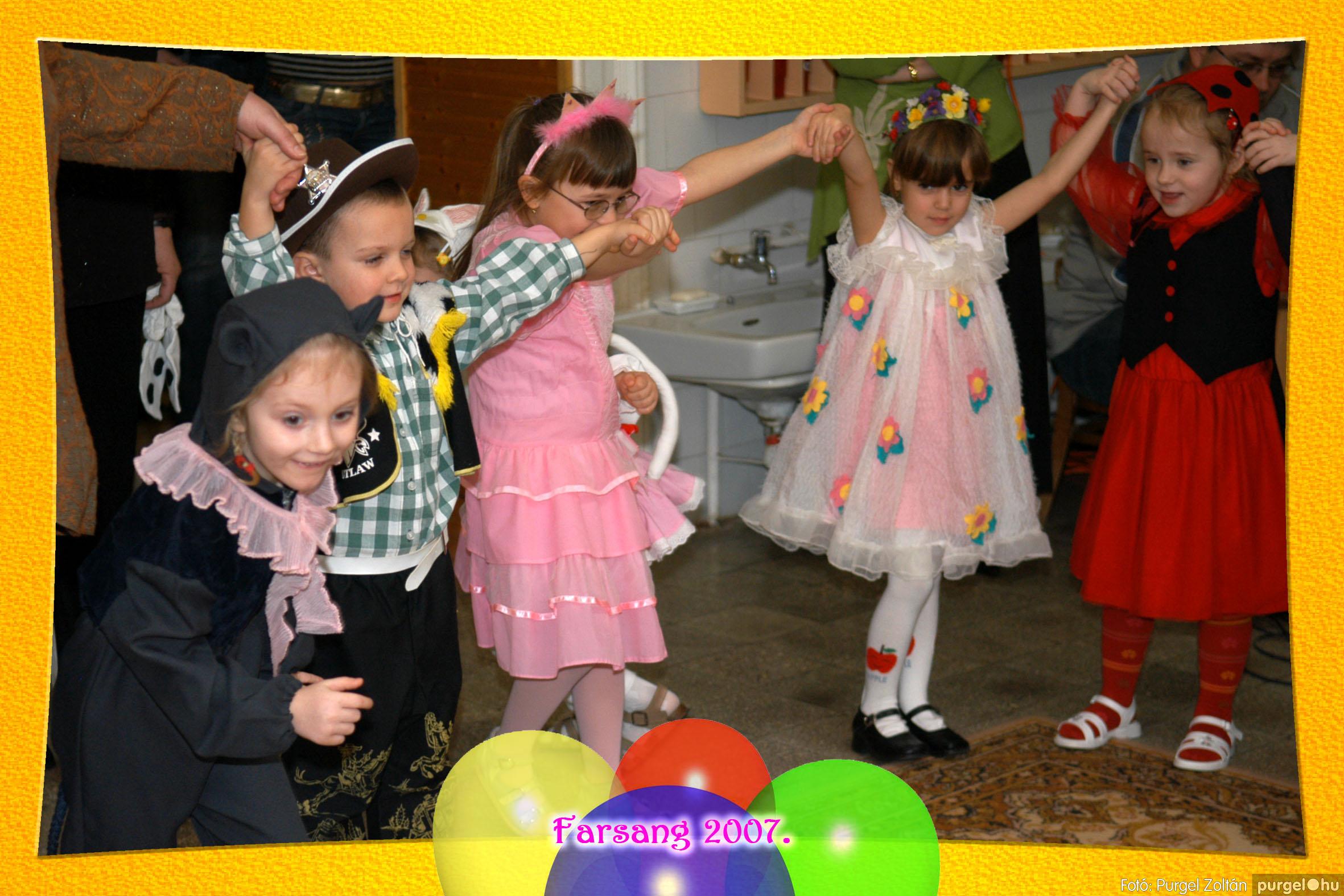 2007.02.25. 082 Kurca-parti Óvoda farsang 2007. - Ficánka csoport - Fotó:PURGEL ZOLTÁN© 227.jpg