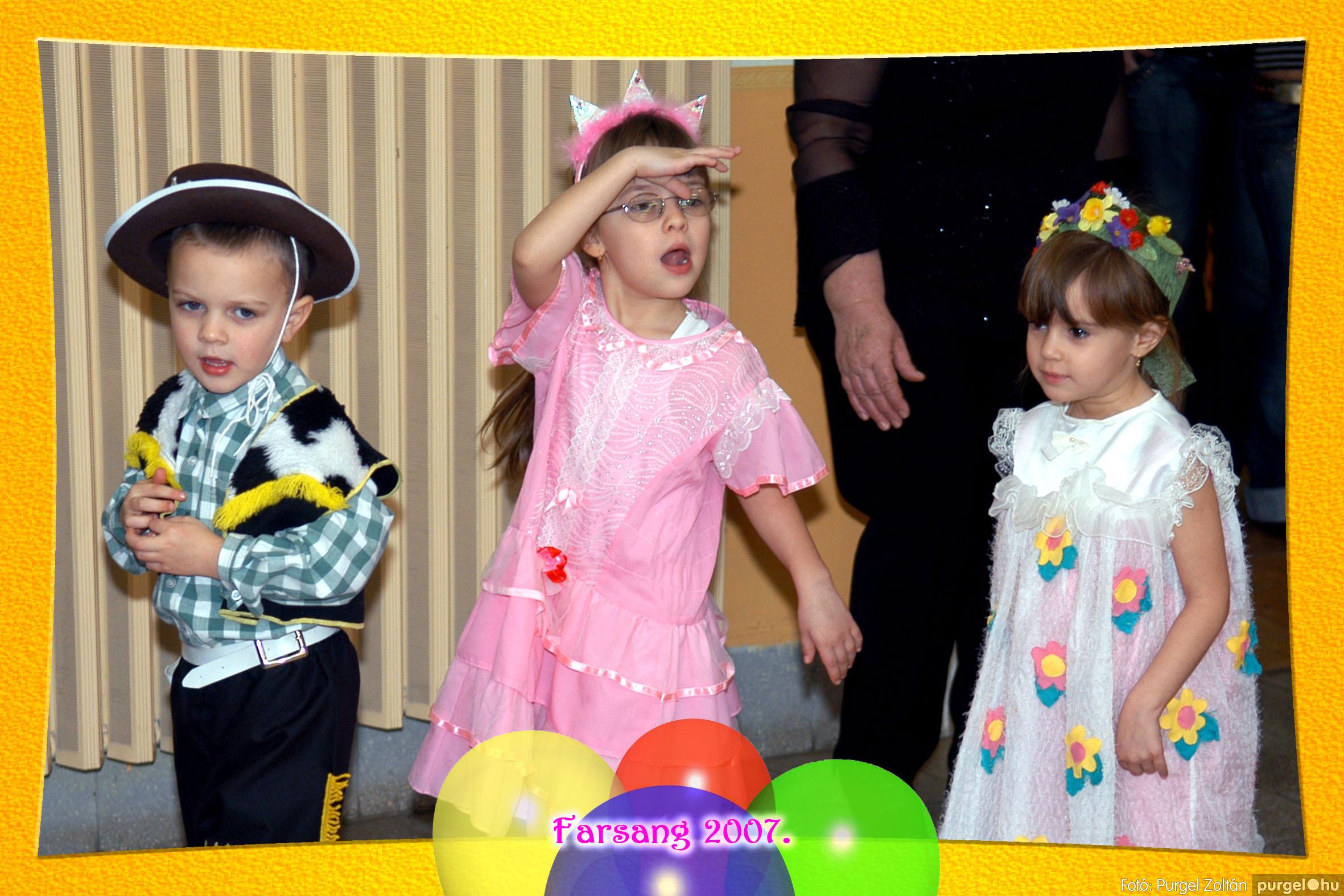 2007.02.25. 075 Kurca-parti Óvoda farsang 2007. - Ficánka csoport - Fotó:PURGEL ZOLTÁN© 220.jpg