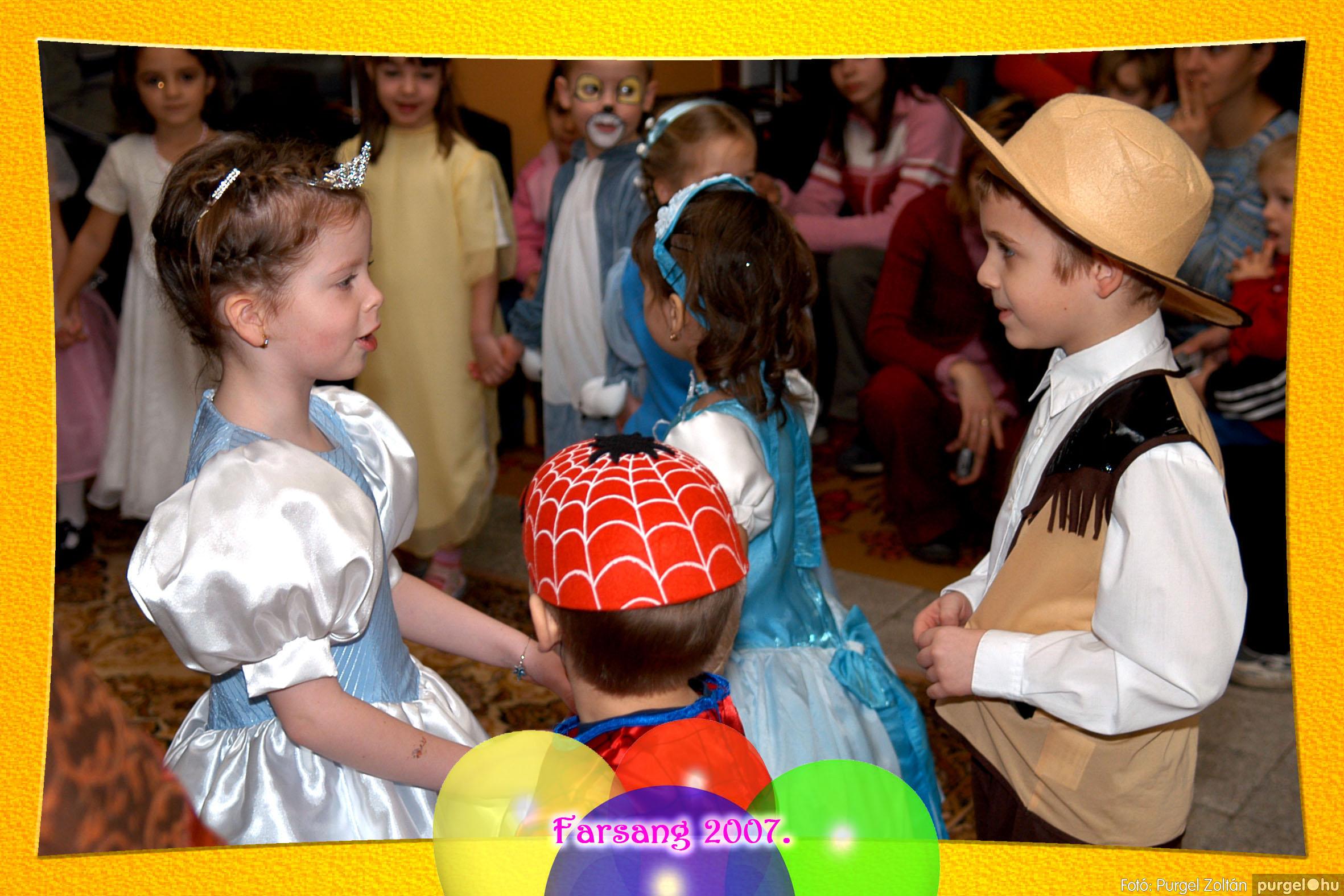 2007.02.25. 072 Kurca-parti Óvoda farsang 2007. - Ficánka csoport - Fotó:PURGEL ZOLTÁN© 217.jpg