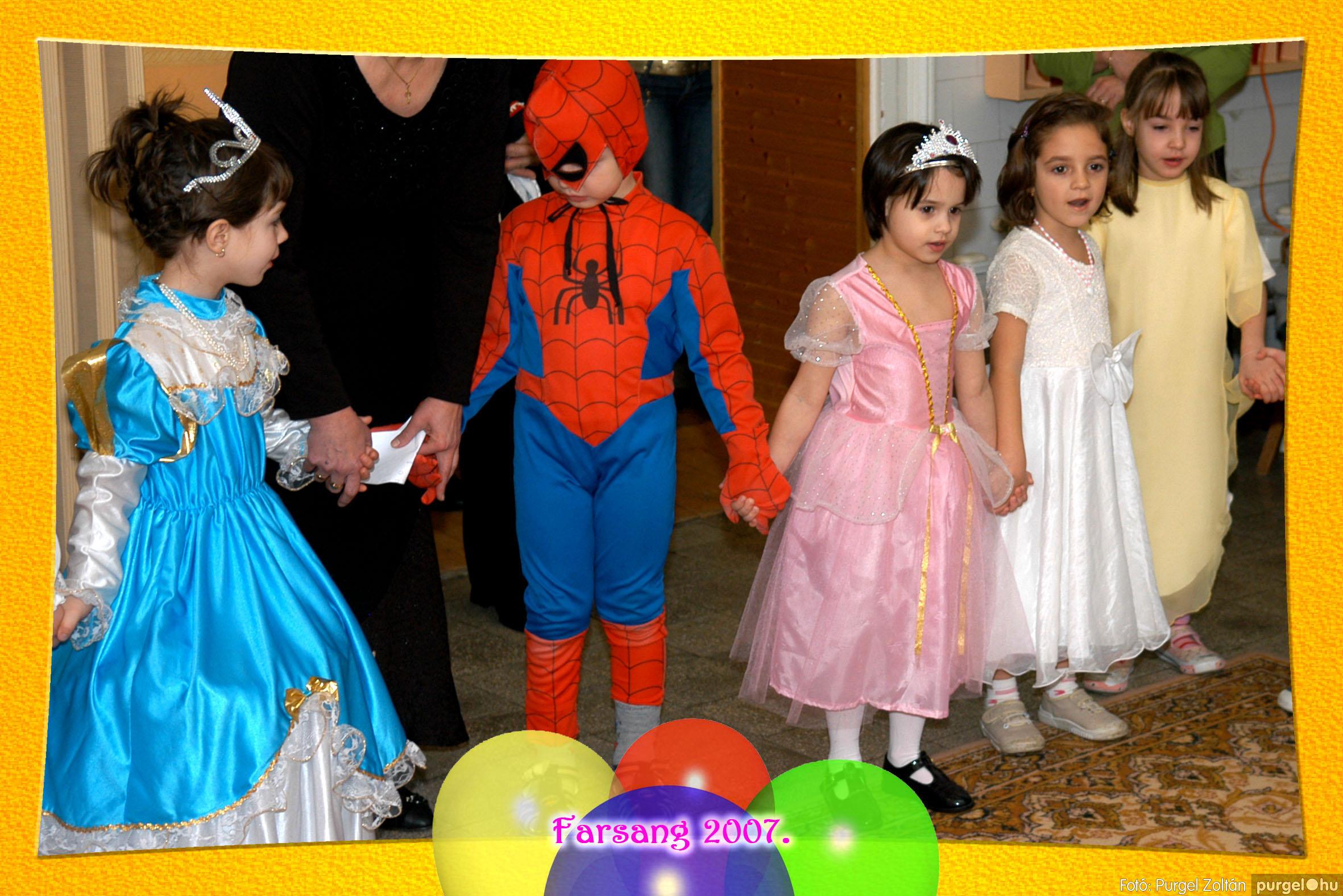 2007.02.25. 069 Kurca-parti Óvoda farsang 2007. - Ficánka csoport - Fotó:PURGEL ZOLTÁN© 214.jpg