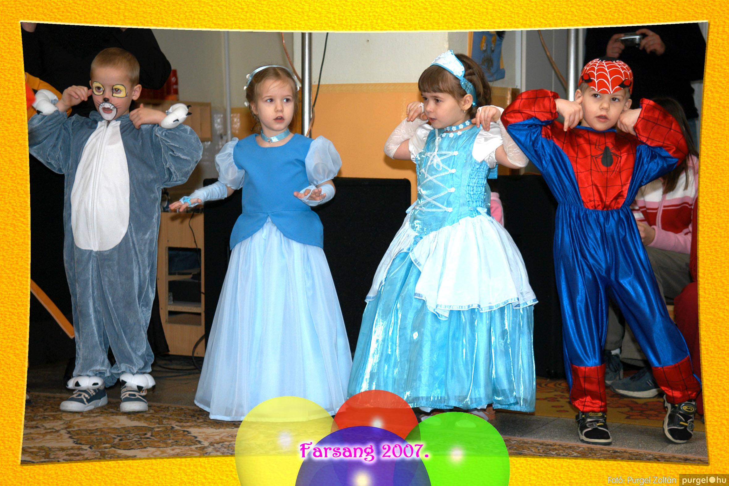 2007.02.25. 063 Kurca-parti Óvoda farsang 2007. - Ficánka csoport - Fotó:PURGEL ZOLTÁN© 208.jpg
