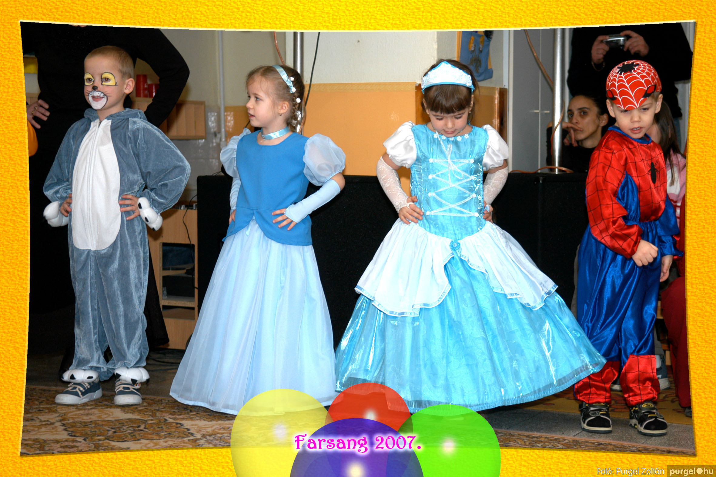 2007.02.25. 062 Kurca-parti Óvoda farsang 2007. - Ficánka csoport - Fotó:PURGEL ZOLTÁN© 207.jpg