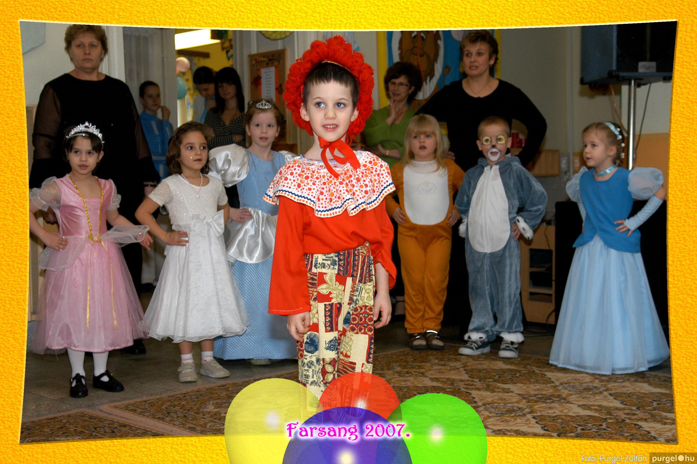 2007.02.25. 061 Kurca-parti Óvoda farsang 2007. - Ficánka csoport - Fotó:PURGEL ZOLTÁN© 206.jpg
