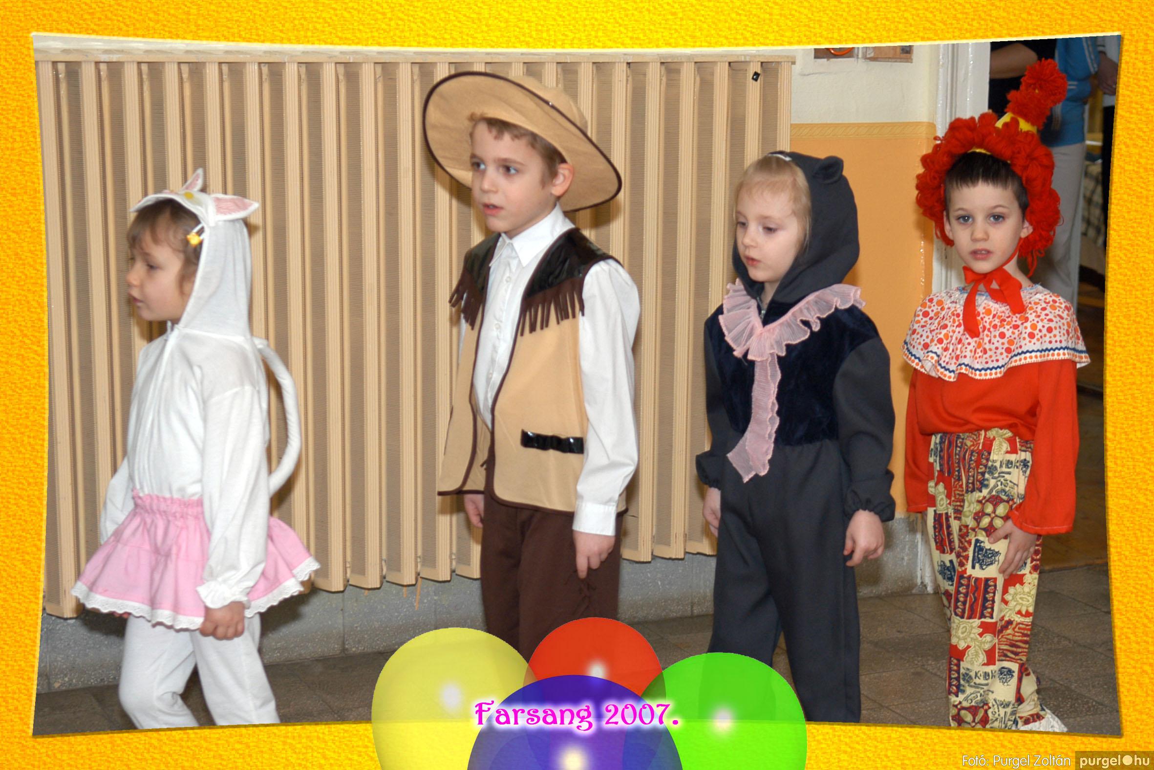 2007.02.25. 060 Kurca-parti Óvoda farsang 2007. - Ficánka csoport - Fotó:PURGEL ZOLTÁN© 205.jpg