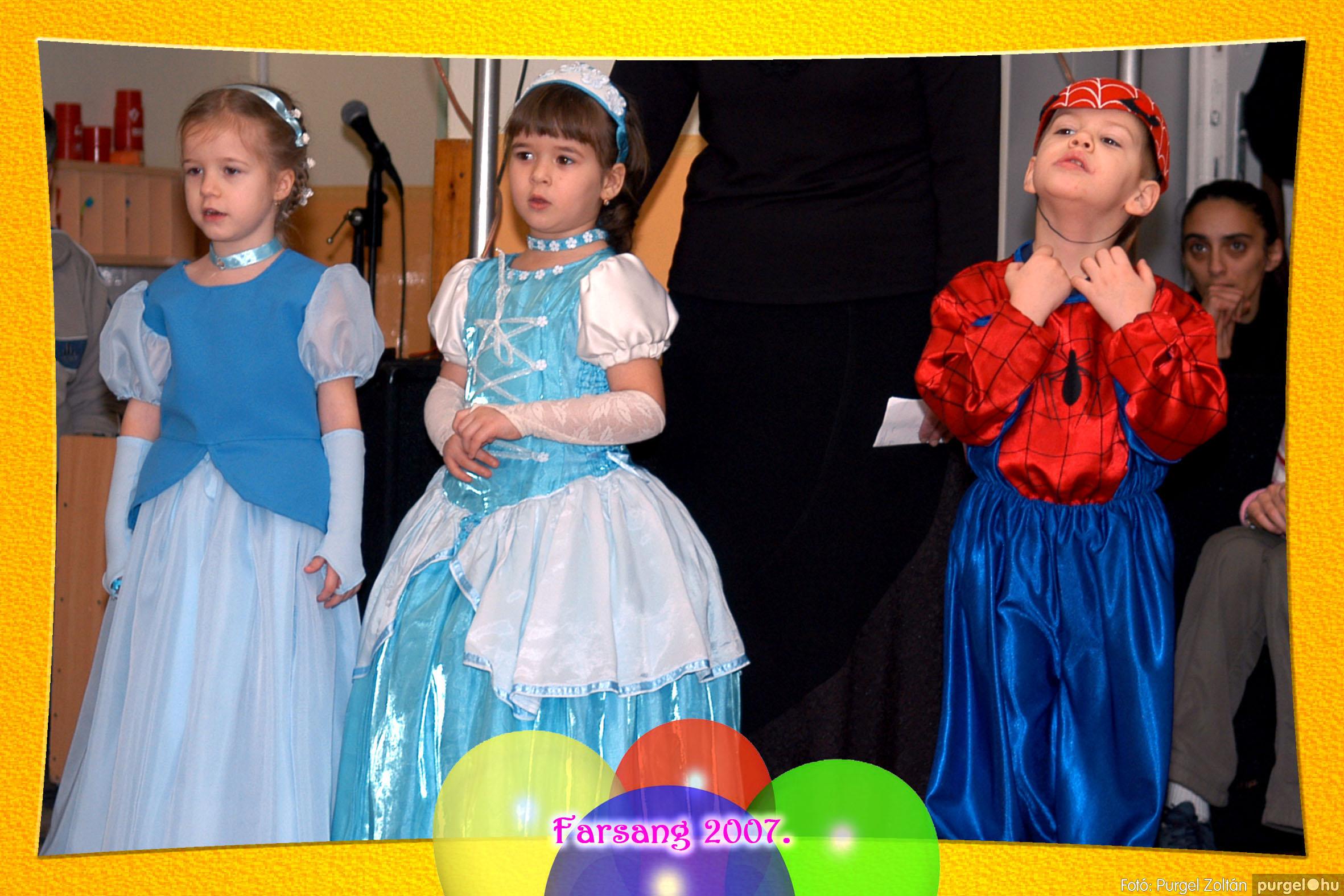 2007.02.25. 057 Kurca-parti Óvoda farsang 2007. - Ficánka csoport - Fotó:PURGEL ZOLTÁN© 202.jpg