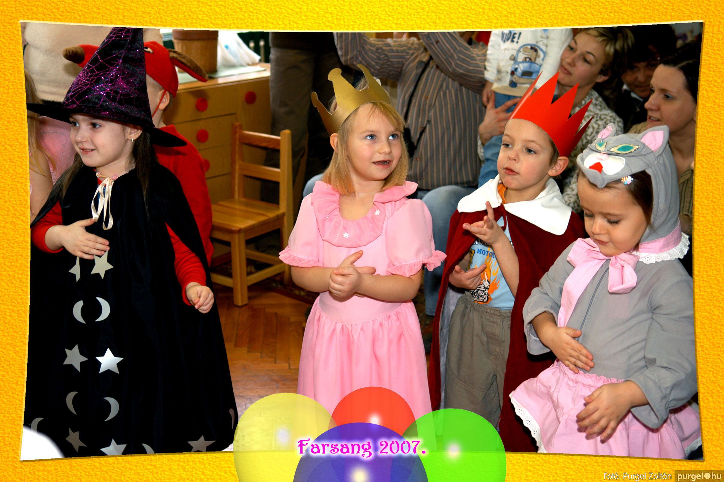 2007.02.25. 046 Kurca-parti Óvoda farsang 2007. - Eszterlánc csoport - Fotó:PURGEL ZOLTÁN© 115.jpg