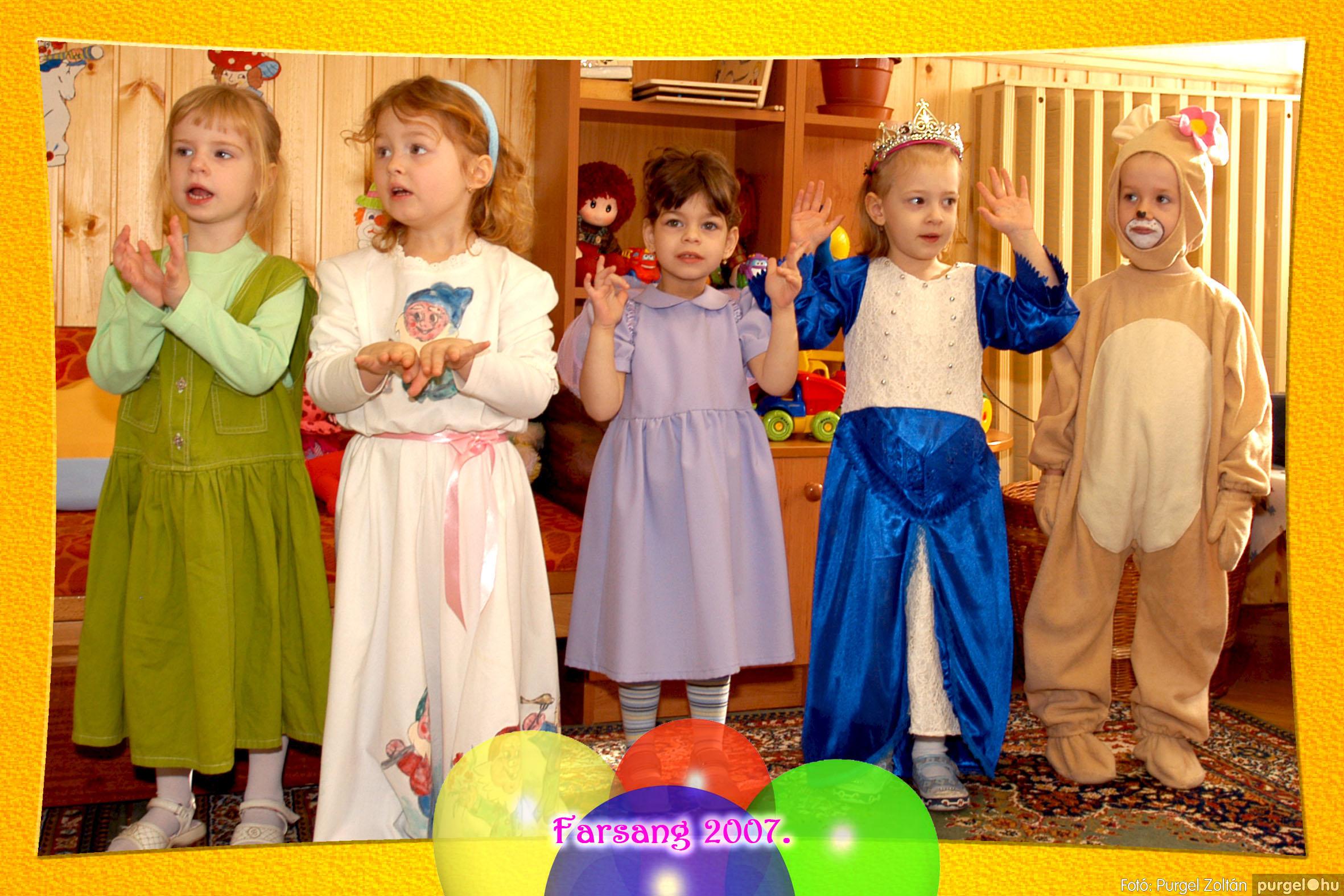 2007.02.22. 030 Kurca-parti Óvoda farsang 2007. - Szivárvány csoport - Fotó:PURGEL ZOLTÁN© 630.jpg