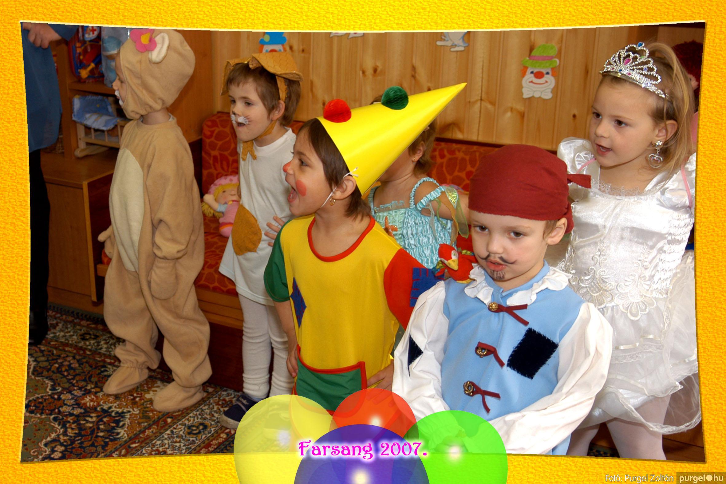 2007.02.22. 027 Kurca-parti Óvoda farsang 2007. - Szivárvány csoport - Fotó:PURGEL ZOLTÁN© 627.jpg