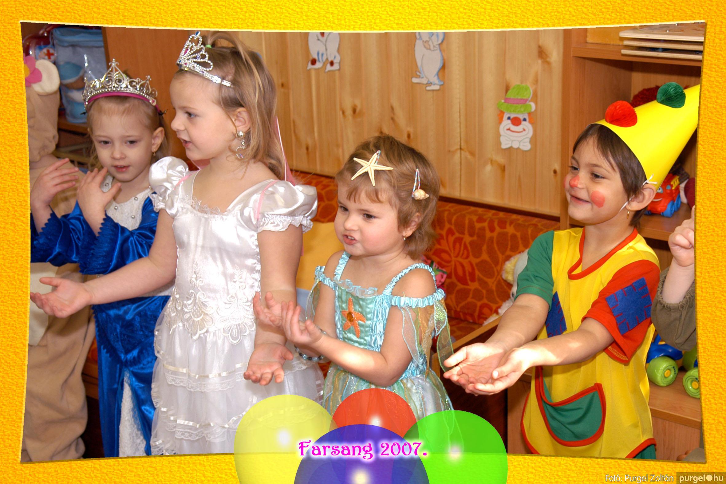 2007.02.22. 022 Kurca-parti Óvoda farsang 2007. - Szivárvány csoport - Fotó:PURGEL ZOLTÁN© 622.jpg
