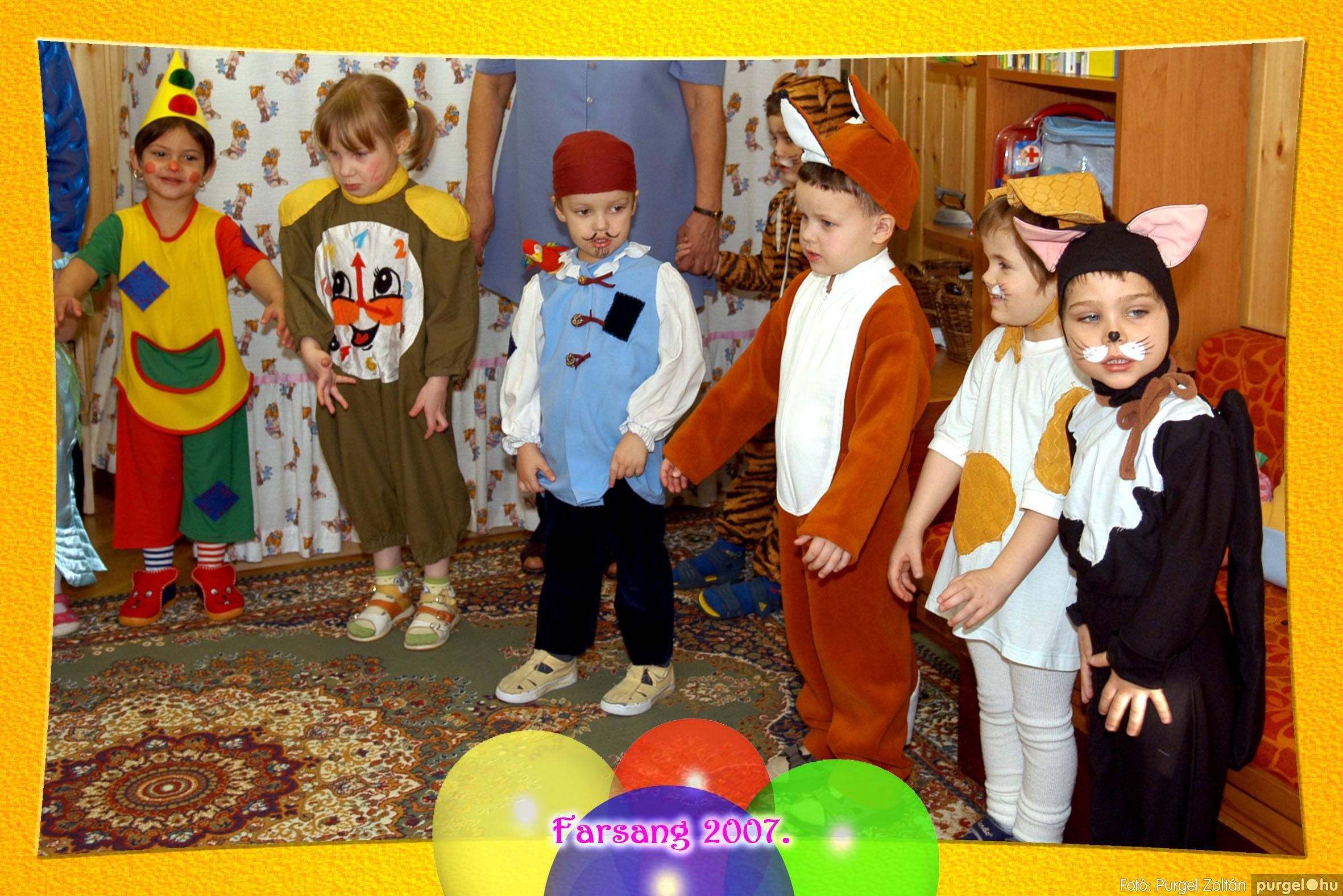 2007.02.22. 017 Kurca-parti Óvoda farsang 2007. - Szivárvány csoport - Fotó:PURGEL ZOLTÁN© 617.jpg